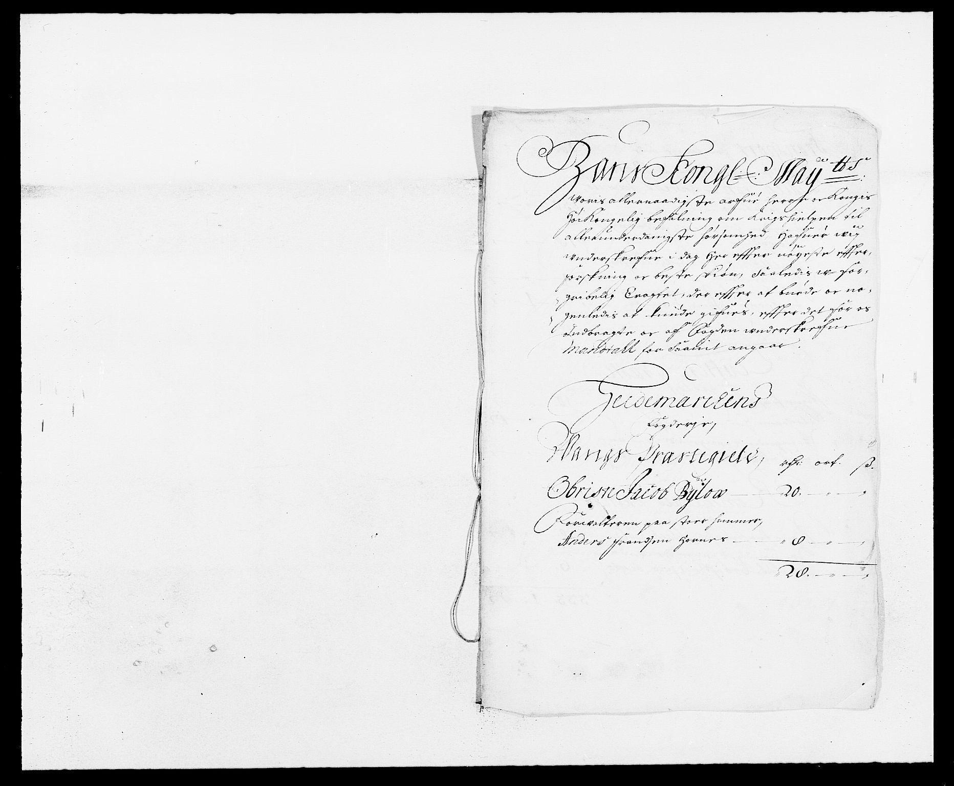 RA, Rentekammeret inntil 1814, Reviderte regnskaper, Fogderegnskap, R16/L1024: Fogderegnskap Hedmark, 1683, s. 250