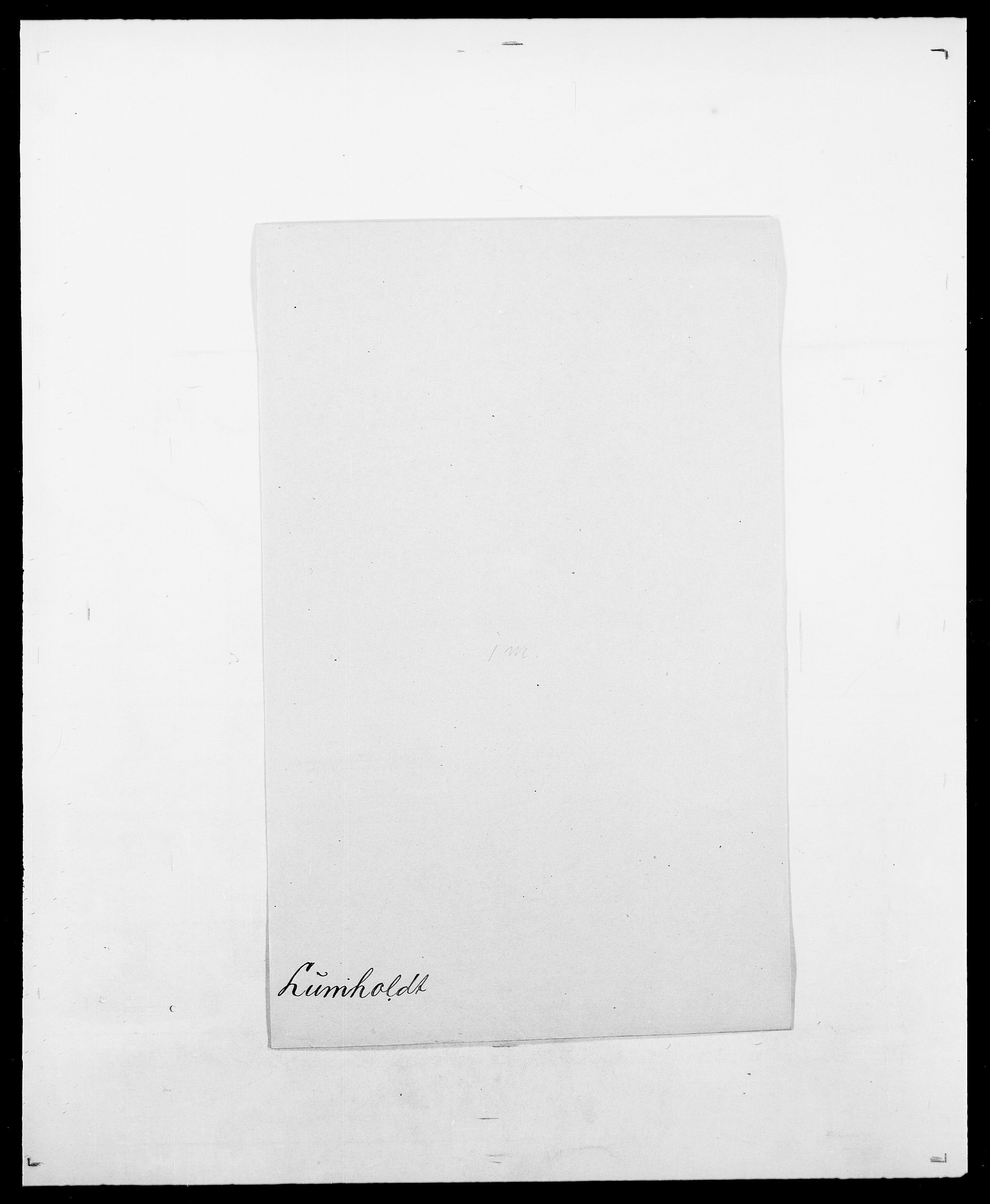 SAO, Delgobe, Charles Antoine - samling, D/Da/L0024: Lobech - Lærum, s. 394