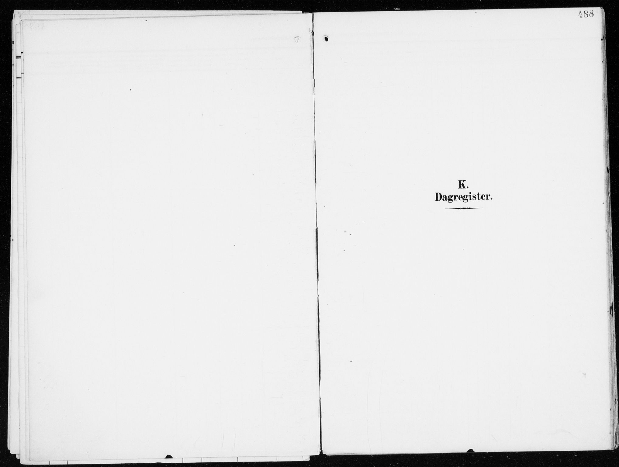 SAH, Furnes prestekontor, K/Ka/L0001: Ministerialbok nr. 1, 1907-1935, s. 488