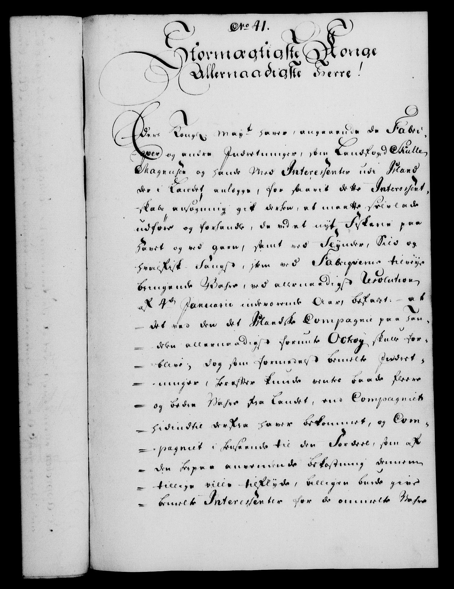 RA, Rentekammeret, Kammerkanselliet, G/Gf/Gfa/L0034: Norsk relasjons- og resolusjonsprotokoll (merket RK 52.34), 1752, s. 198