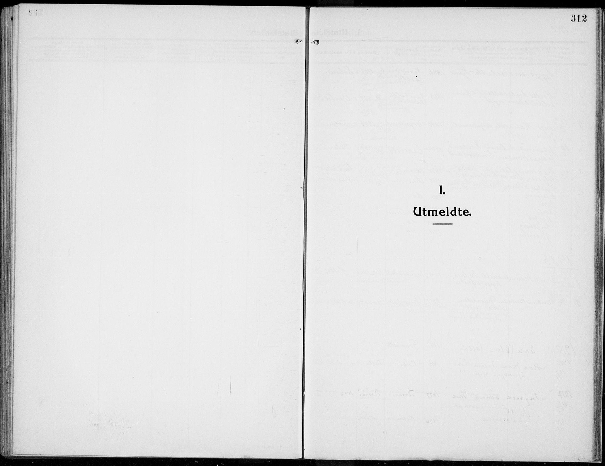 SAH, Kolbu prestekontor, Ministerialbok nr. 2, 1912-1926, s. 312