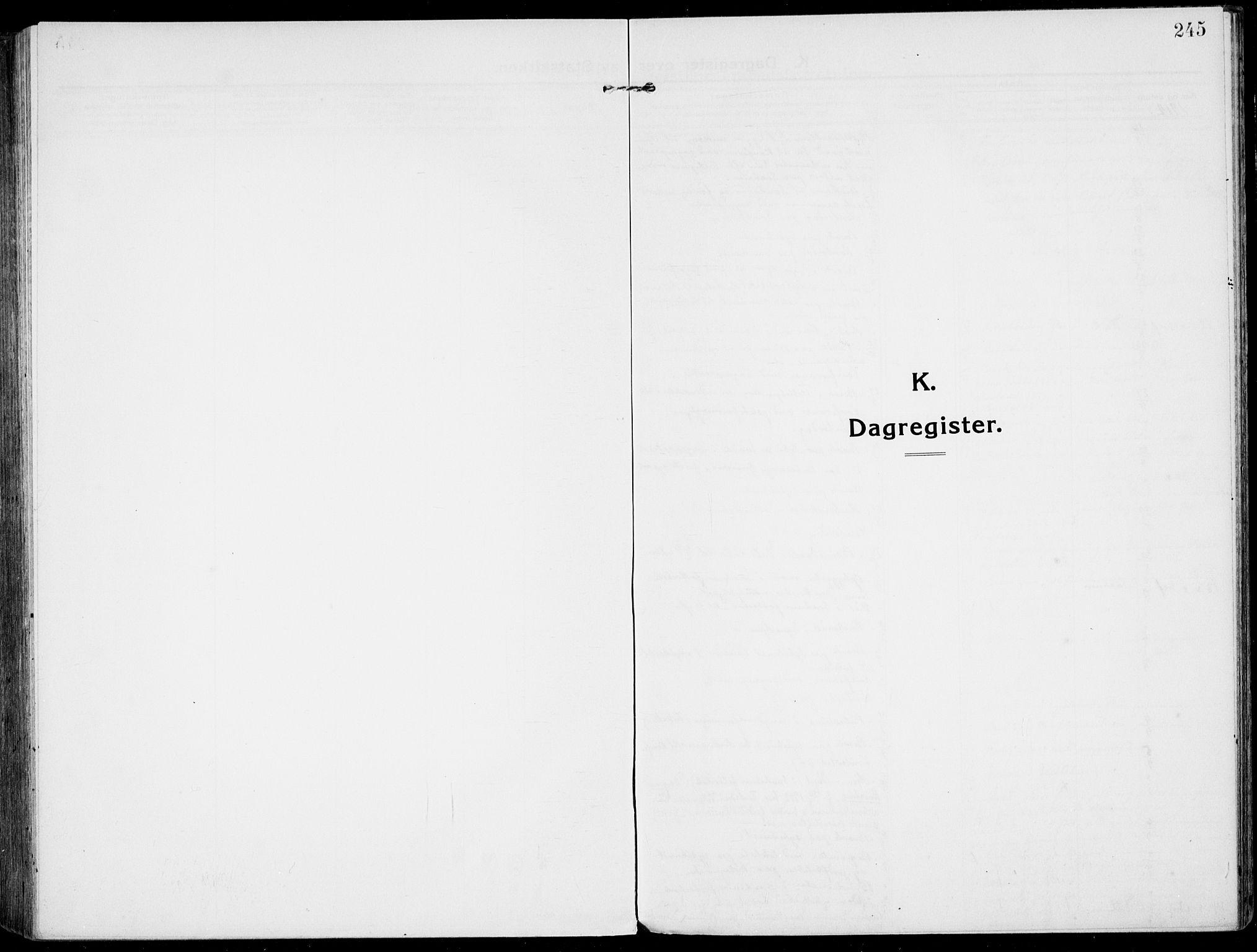 SAKO, Rjukan kirkebøker, F/Fa/L0002: Ministerialbok nr. 2, 1912-1917, s. 245