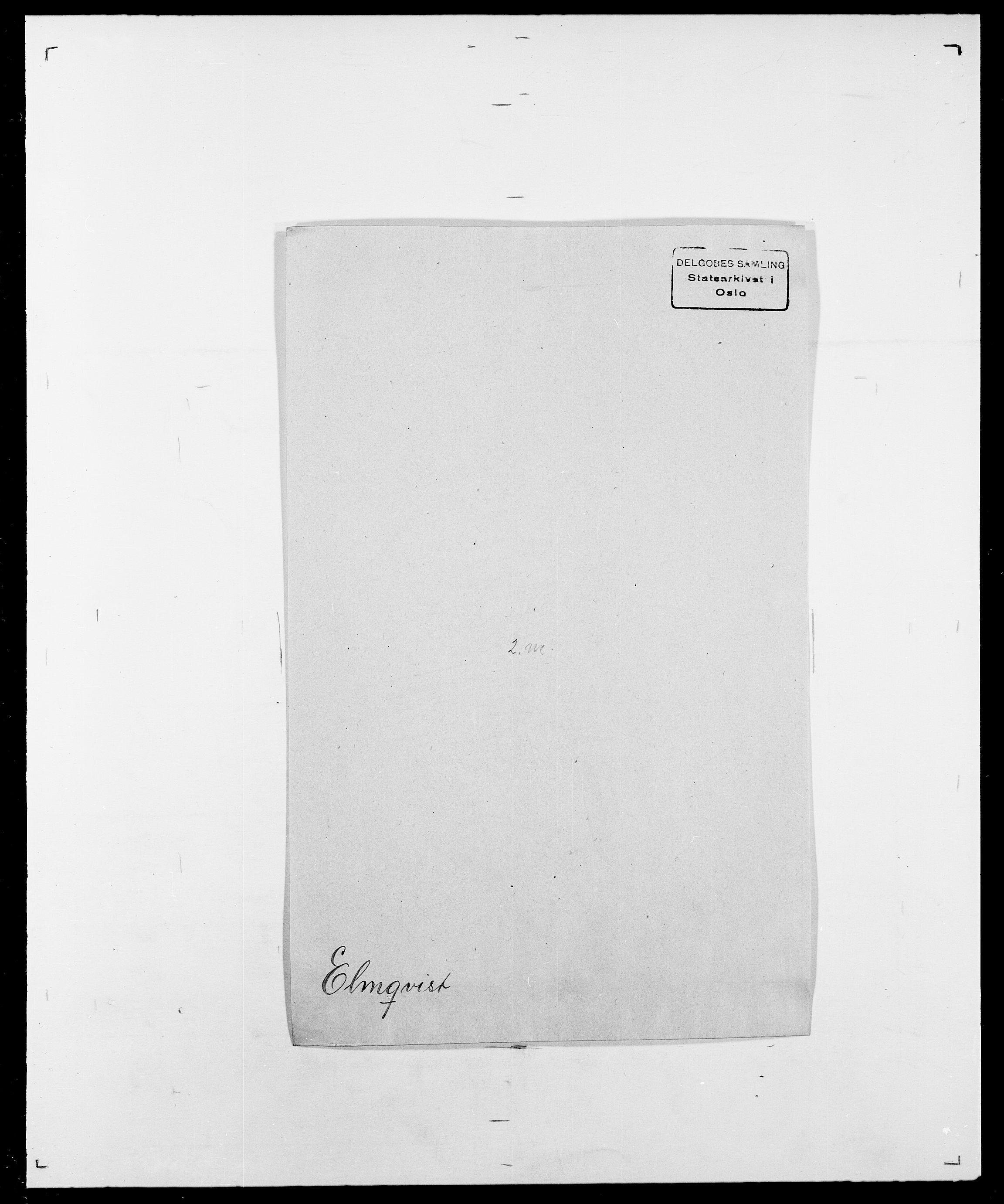 SAO, Delgobe, Charles Antoine - samling, D/Da/L0010: Dürendahl - Fagelund, s. 434