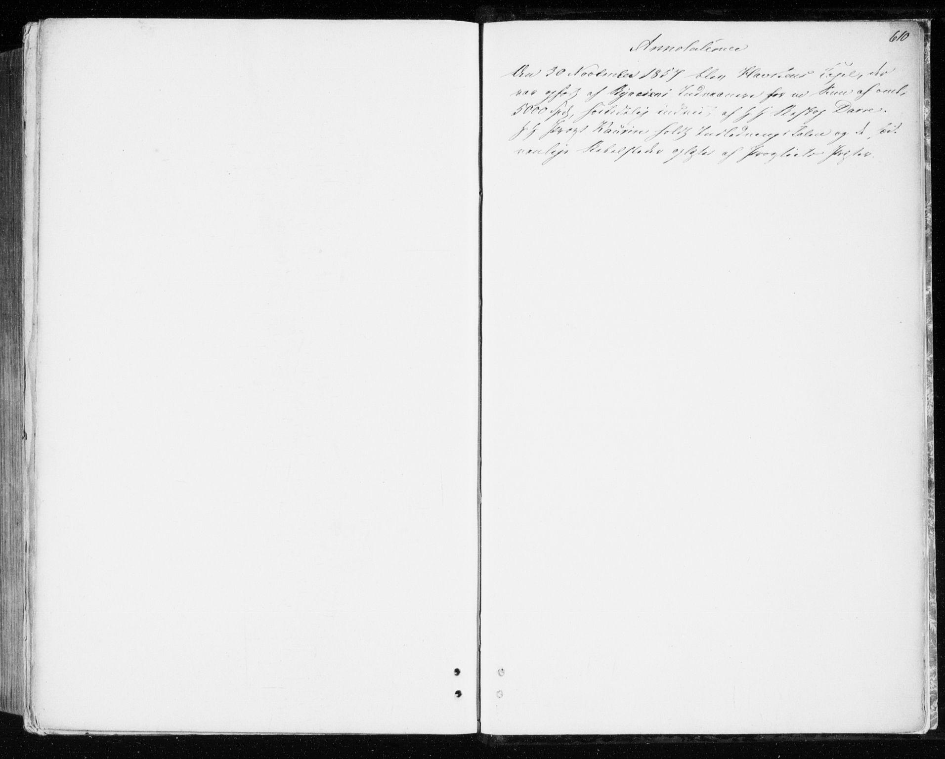 SAT, Ministerialprotokoller, klokkerbøker og fødselsregistre - Sør-Trøndelag, 606/L0292: Ministerialbok nr. 606A07, 1856-1865, s. 610