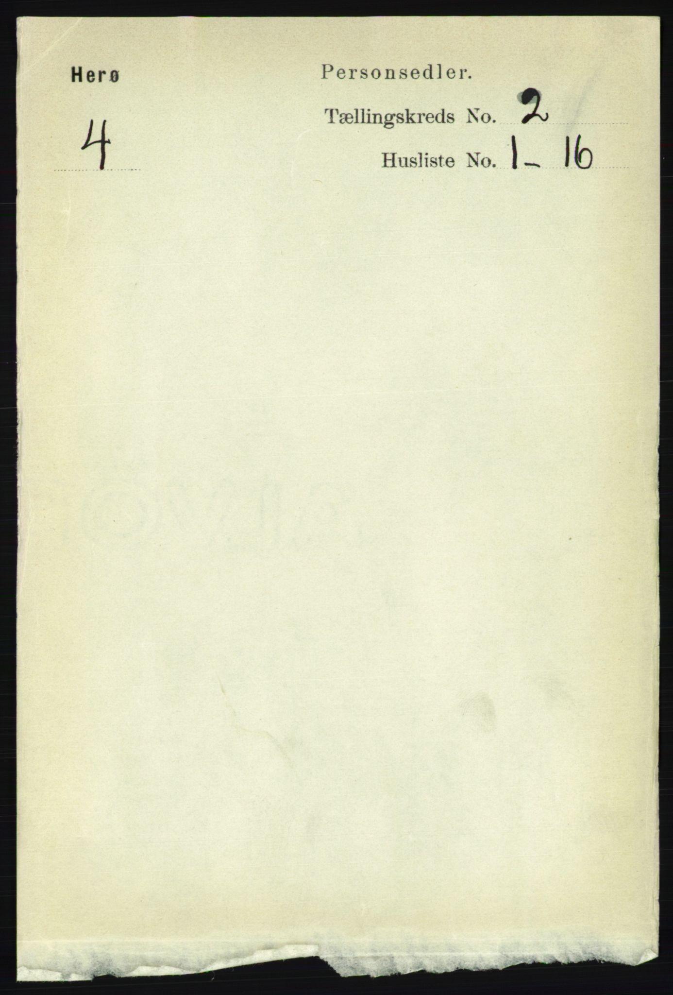 RA, Folketelling 1891 for 1818 Herøy herred, 1891, s. 250