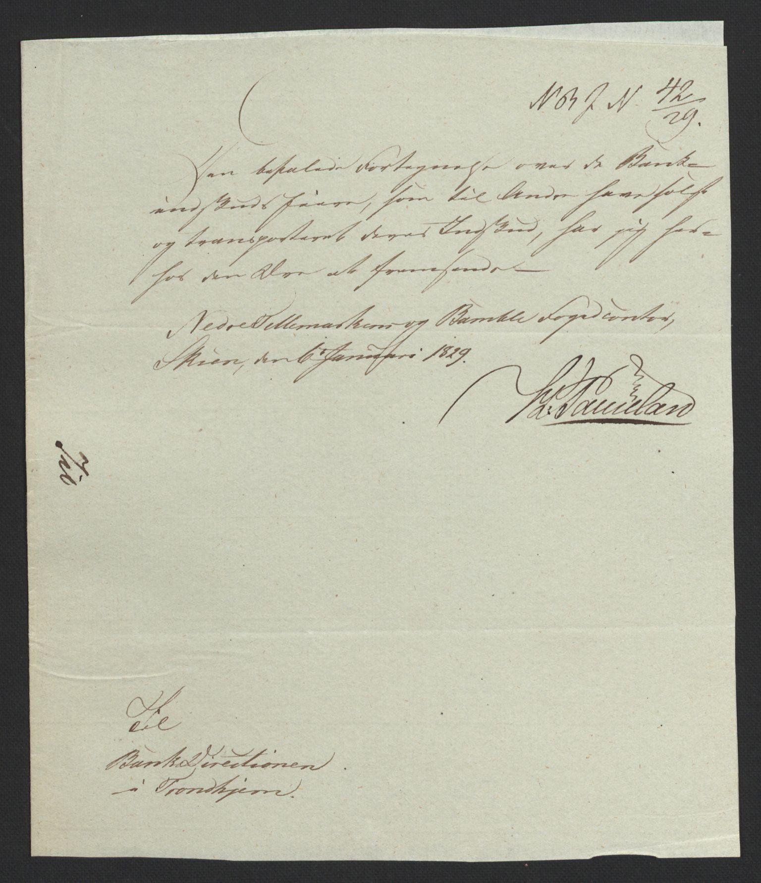 NOBA, Norges Bank/Sølvskatten 1816*, 1816-1824, s. 147