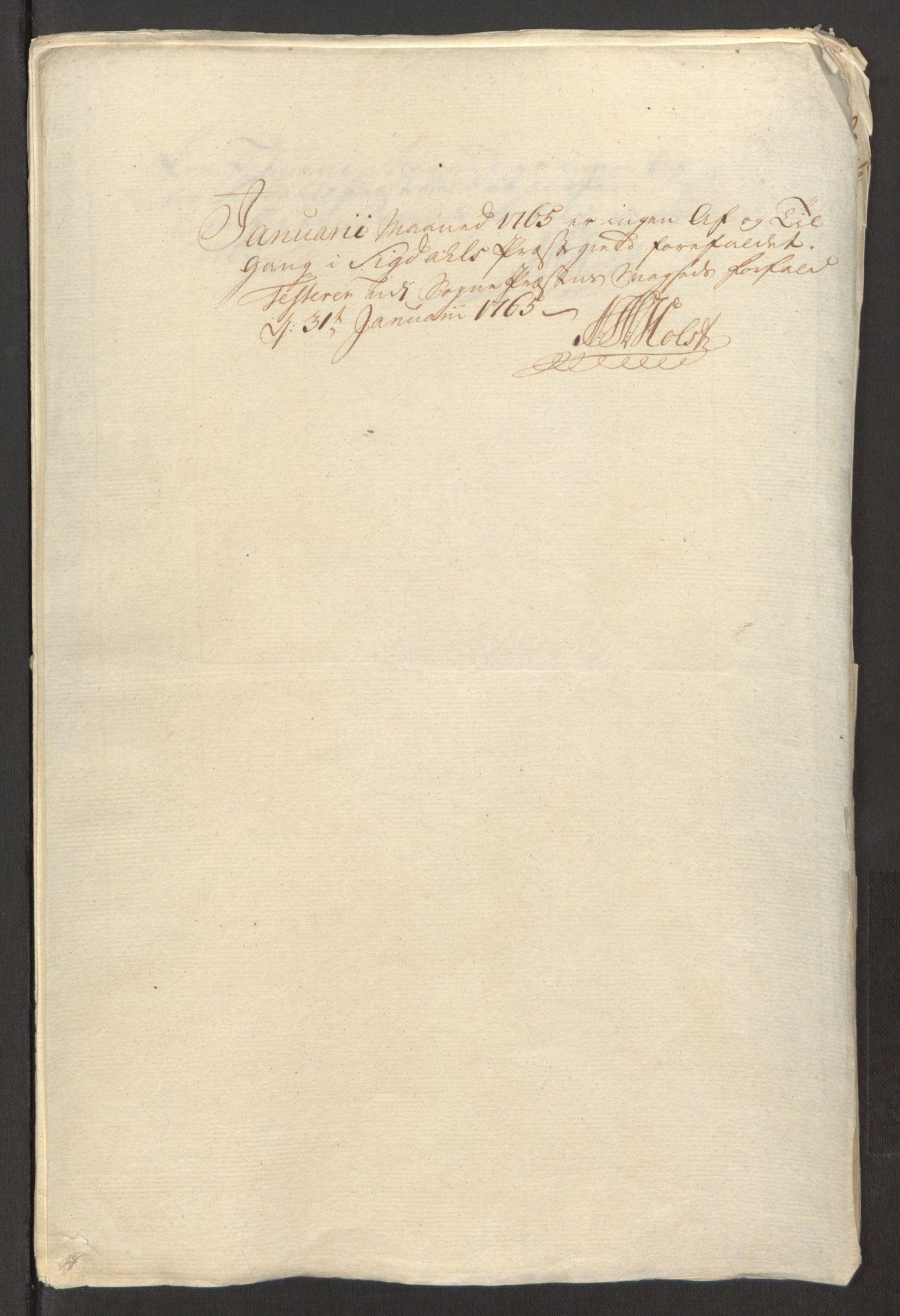 RA, Rentekammeret inntil 1814, Reviderte regnskaper, Fogderegnskap, R31/L1834: Ekstraskatten Hurum, Røyken, Eiker, Lier og Buskerud, 1765, s. 433