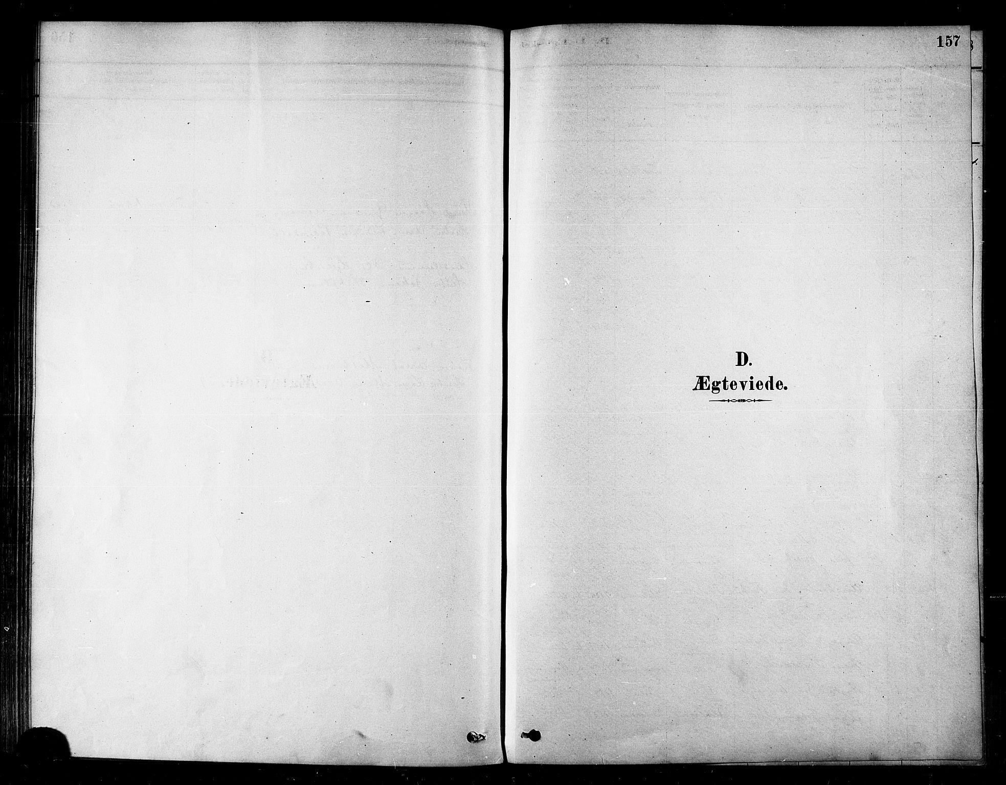 SATØ, Alta sokneprestembete, Ministerialbok nr. 2, 1879-1892, s. 157