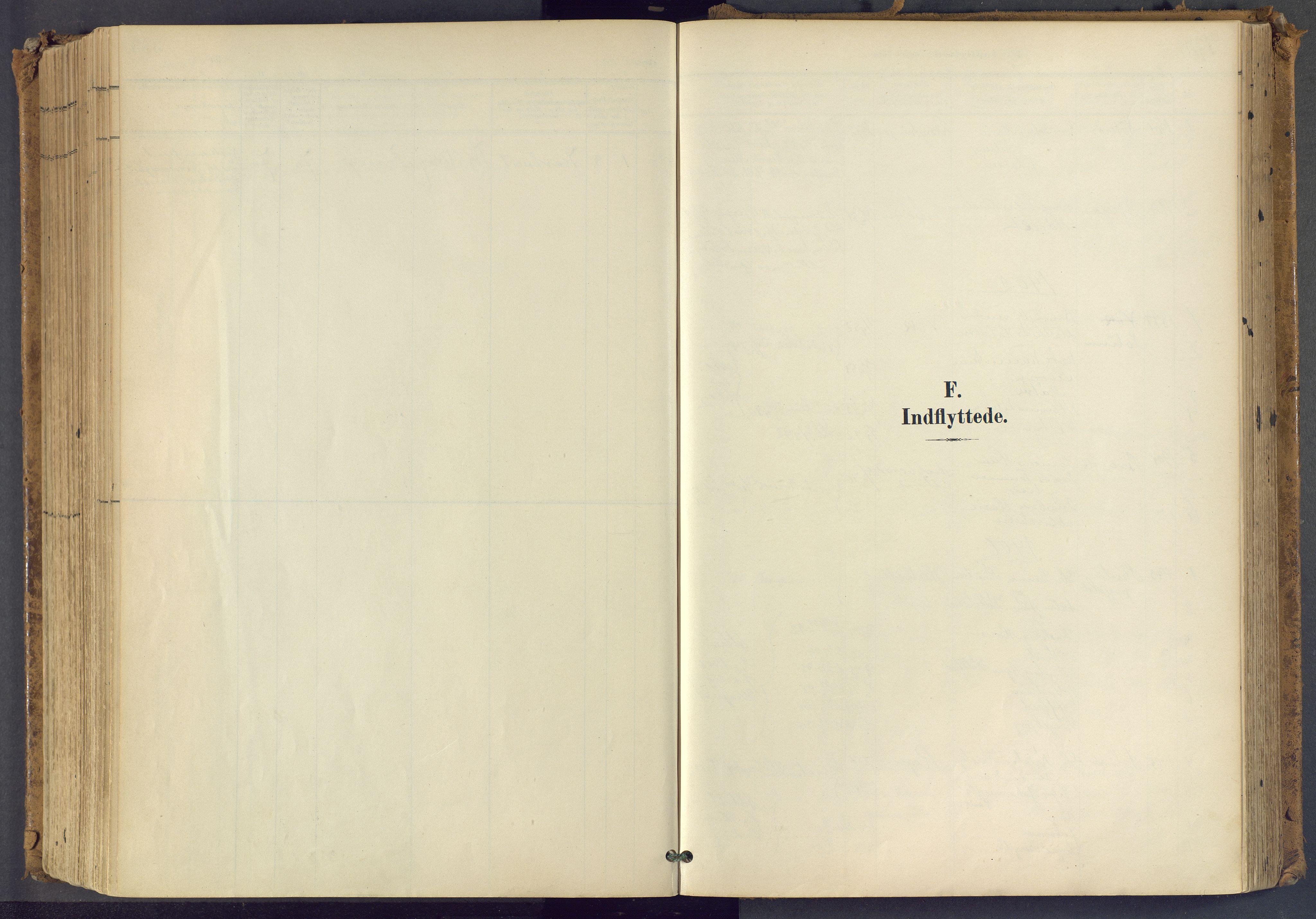 SAKO, Bamble kirkebøker, F/Fa/L0009: Ministerialbok nr. I 9, 1901-1917