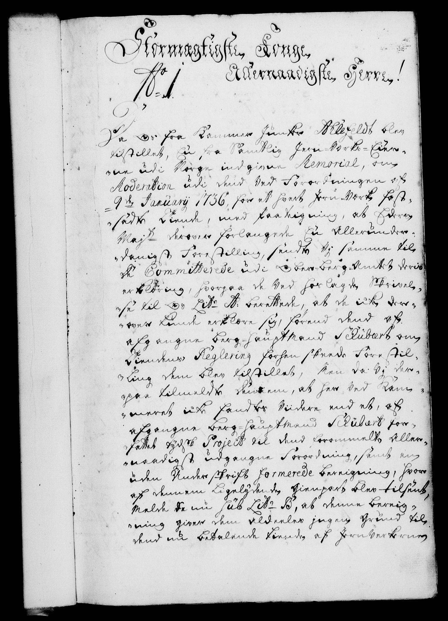 RA, Rentekammeret, Kammerkanselliet, G/Gf/Gfa/L0022: Norsk relasjons- og resolusjonsprotokoll (merket RK 52.22), 1739, s. 27