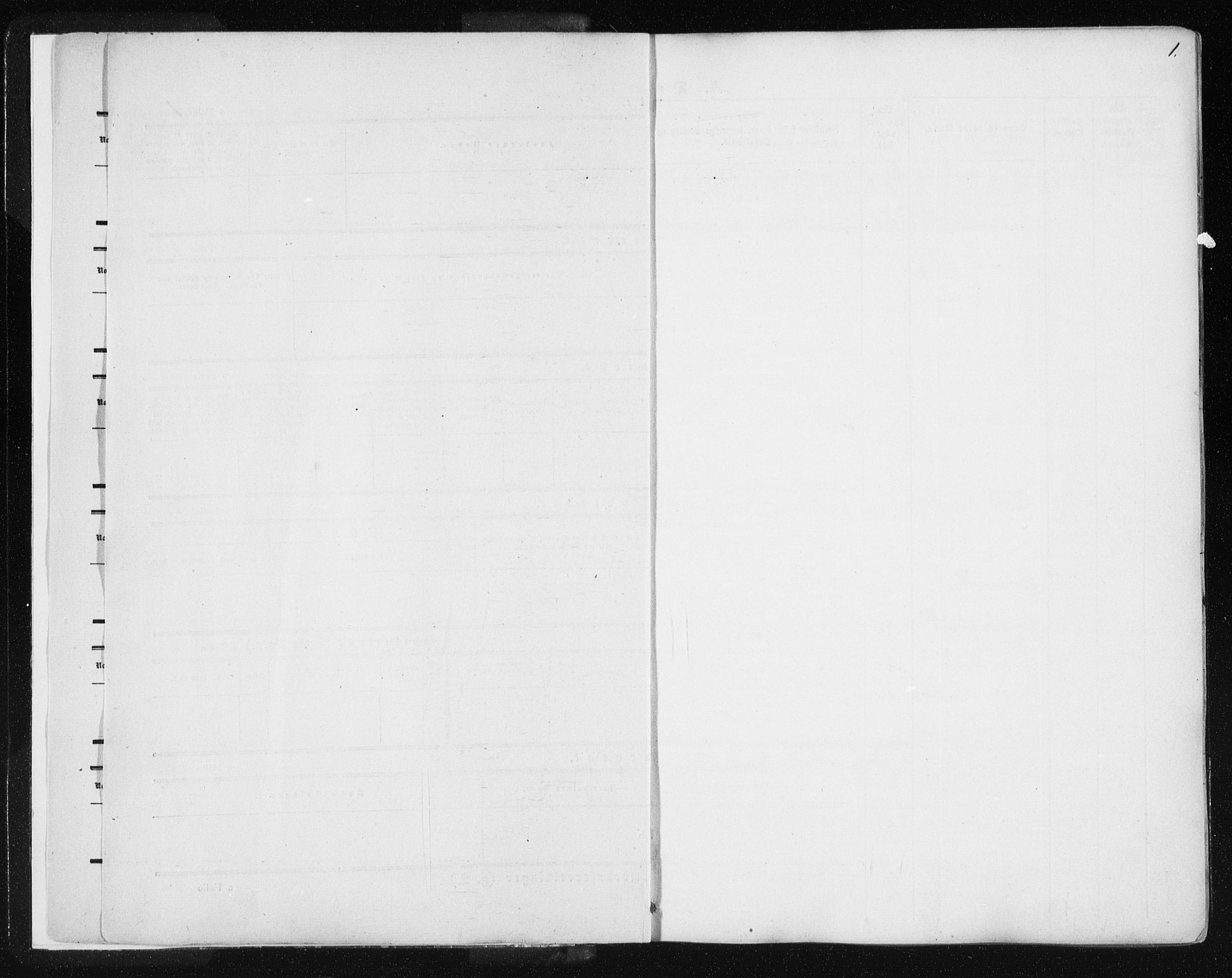 SAT, Ministerialprotokoller, klokkerbøker og fødselsregistre - Sør-Trøndelag, 668/L0806: Ministerialbok nr. 668A06, 1854-1869, s. 1
