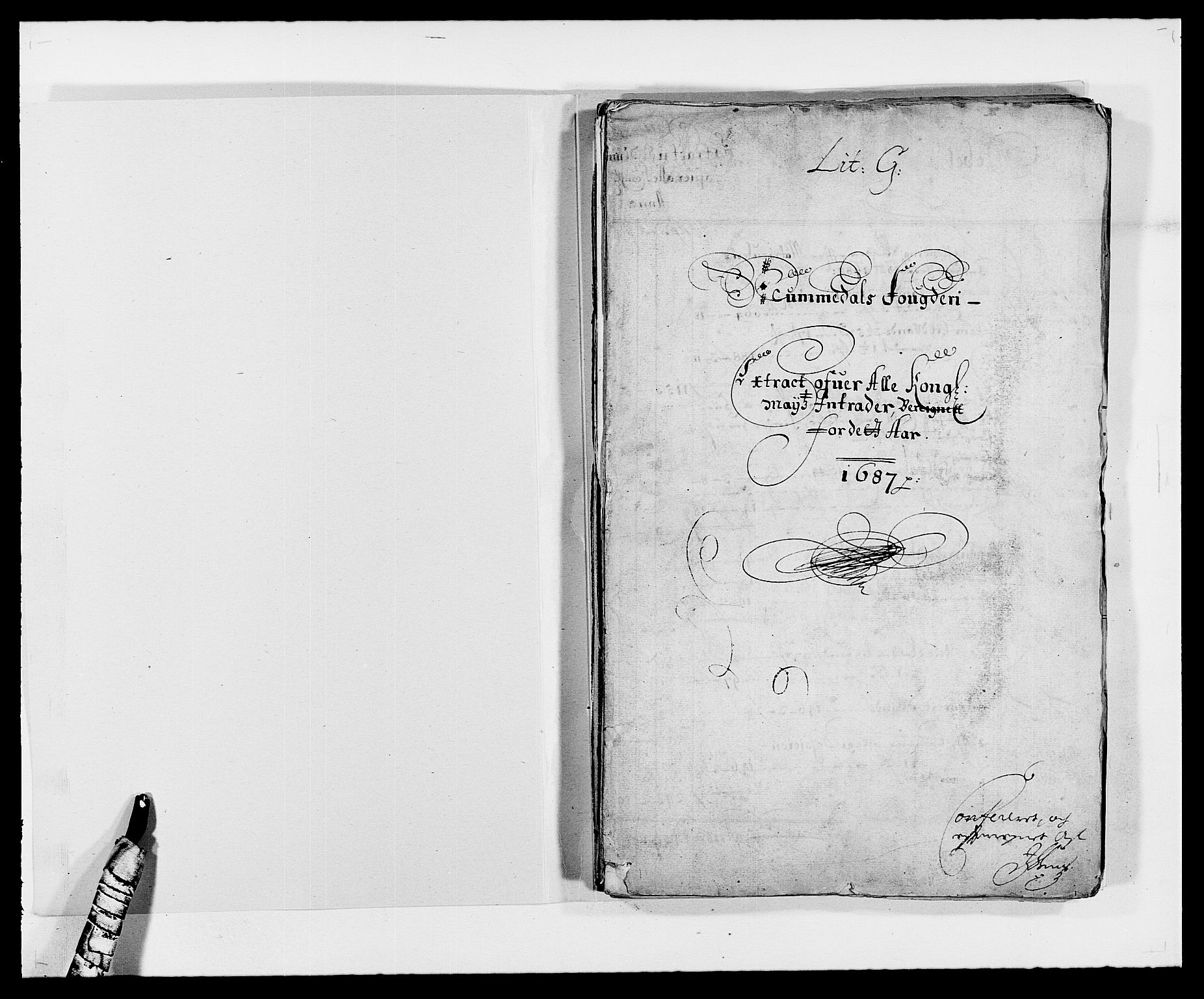 RA, Rentekammeret inntil 1814, Reviderte regnskaper, Fogderegnskap, R64/L4422: Fogderegnskap Namdal, 1687-1689, s. 2