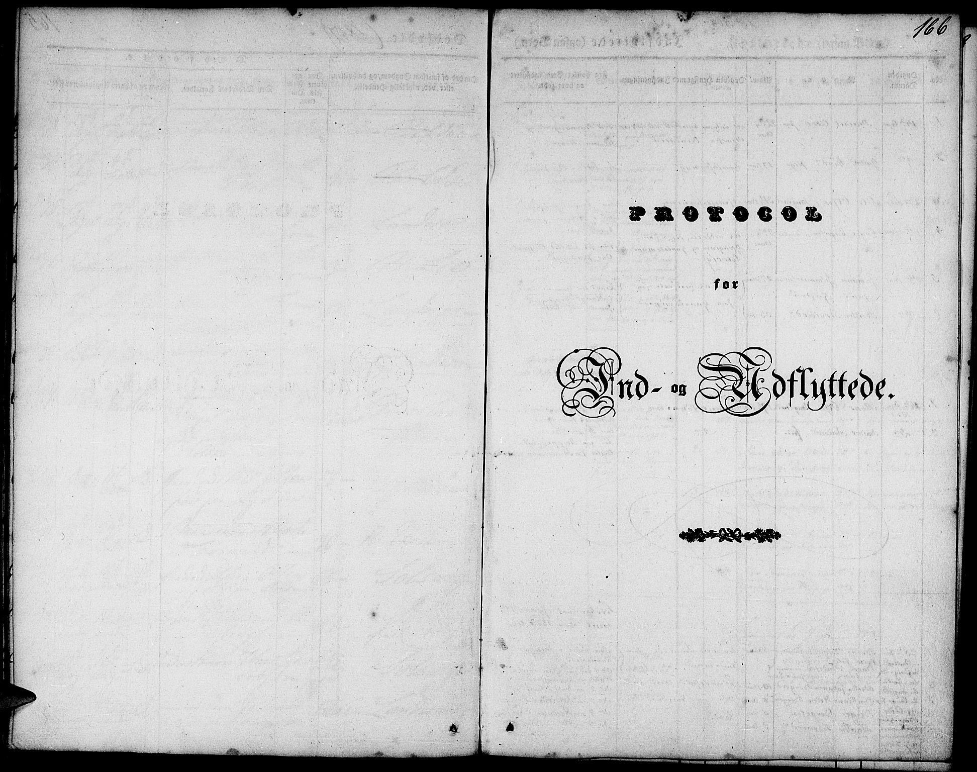 SAB, Fjell sokneprestembete, H/Haa: Ministerialbok nr. A 1, 1835-1850, s. 166