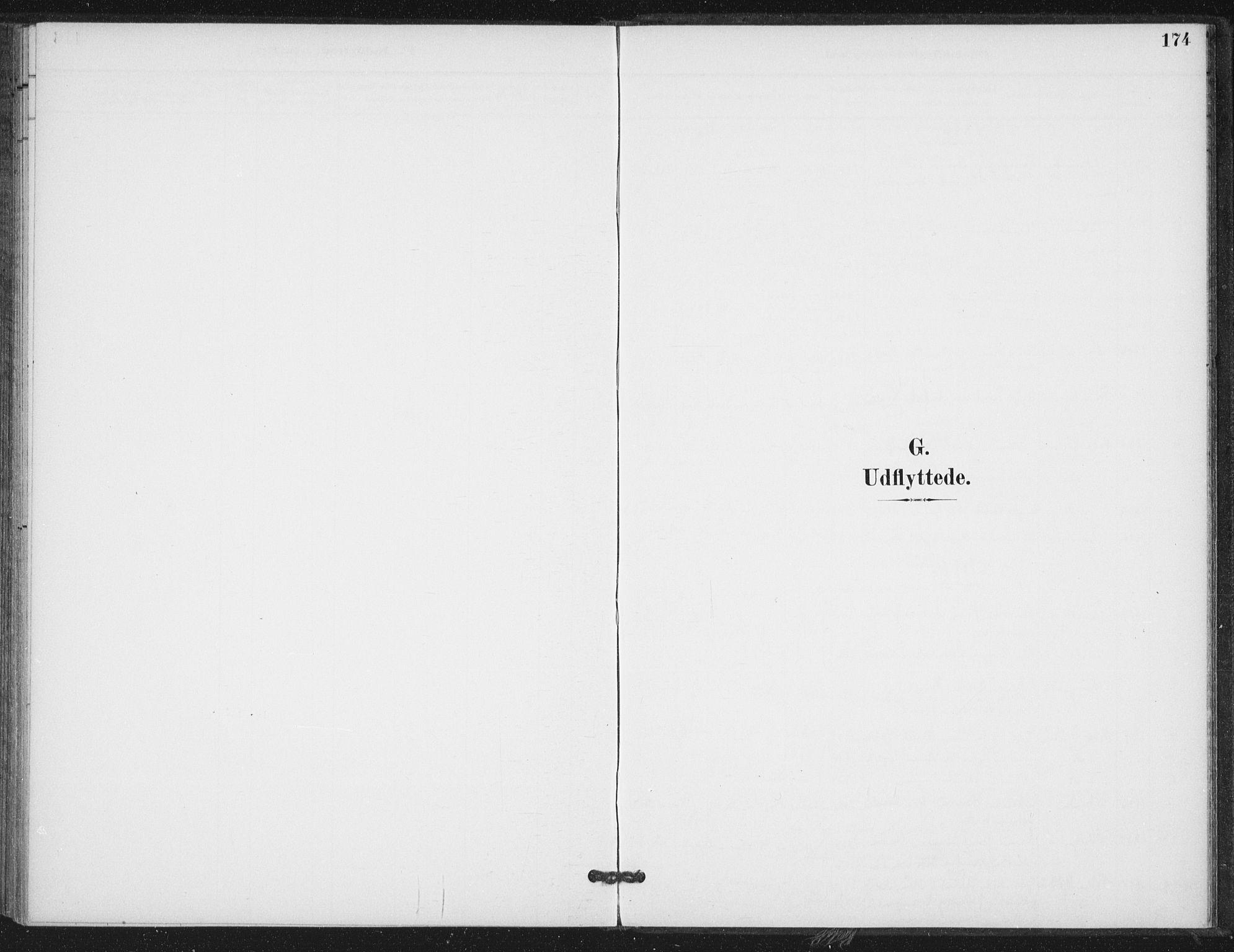 SAT, Ministerialprotokoller, klokkerbøker og fødselsregistre - Nord-Trøndelag, 714/L0131: Ministerialbok nr. 714A02, 1896-1918, s. 174