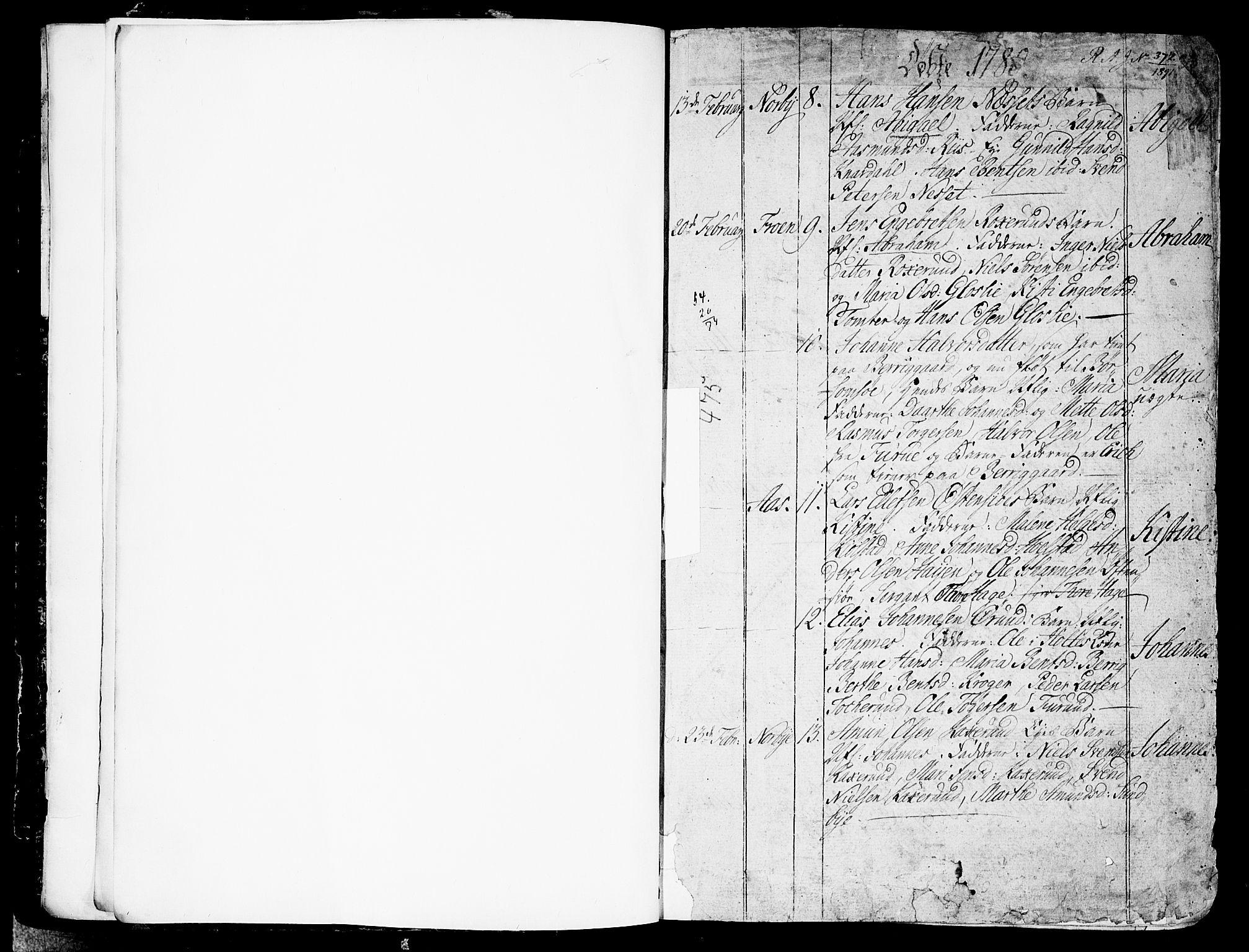 SAO, Ås prestekontor Kirkebøker, F/Fa/L0002: Ministerialbok nr. I 2, 1778-1813, s. 23