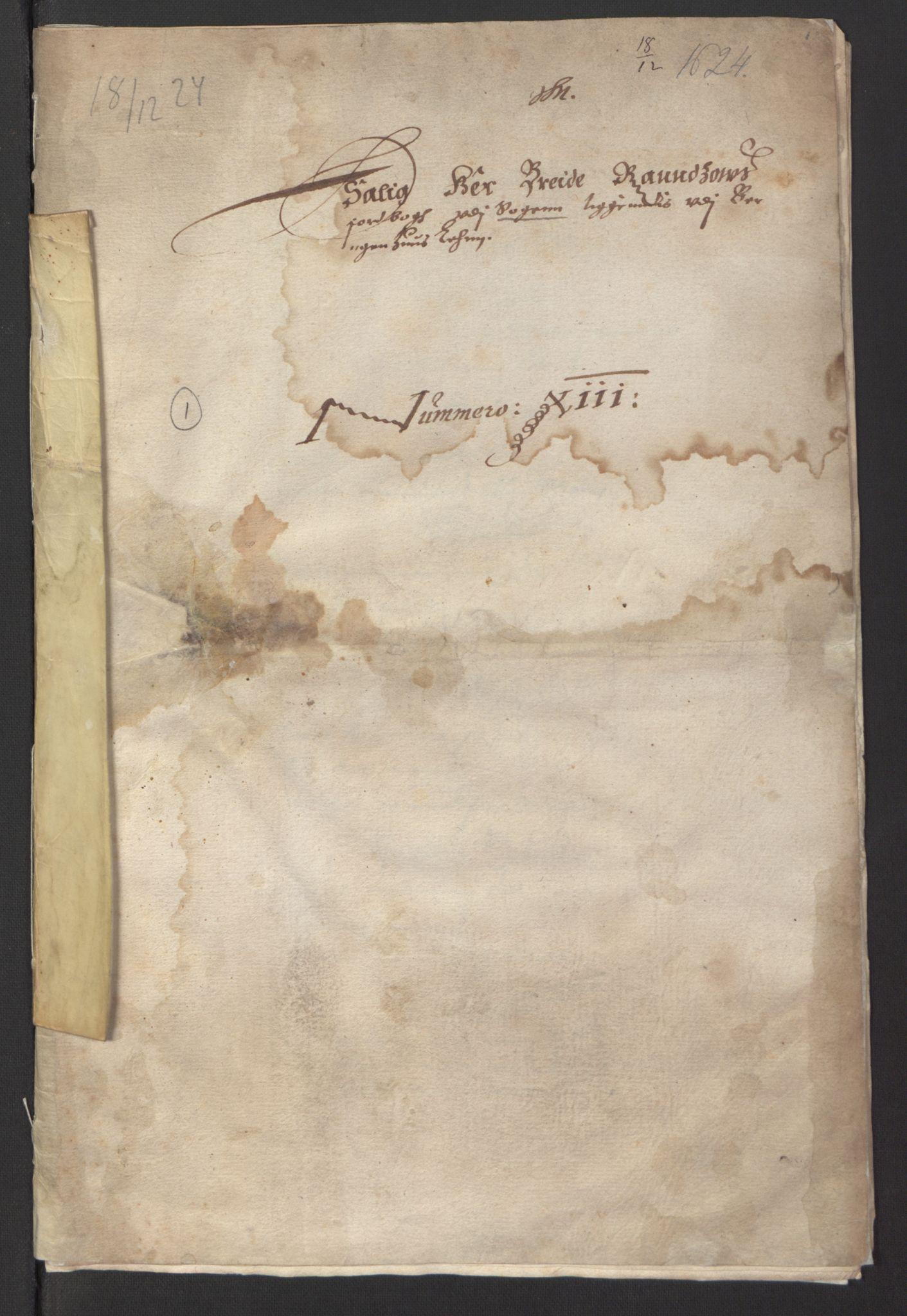 RA, Stattholderembetet 1572-1771, Ek/L0007: Jordebøker til utlikning av rosstjeneste 1624-1626:, 1624-1625, s. 304