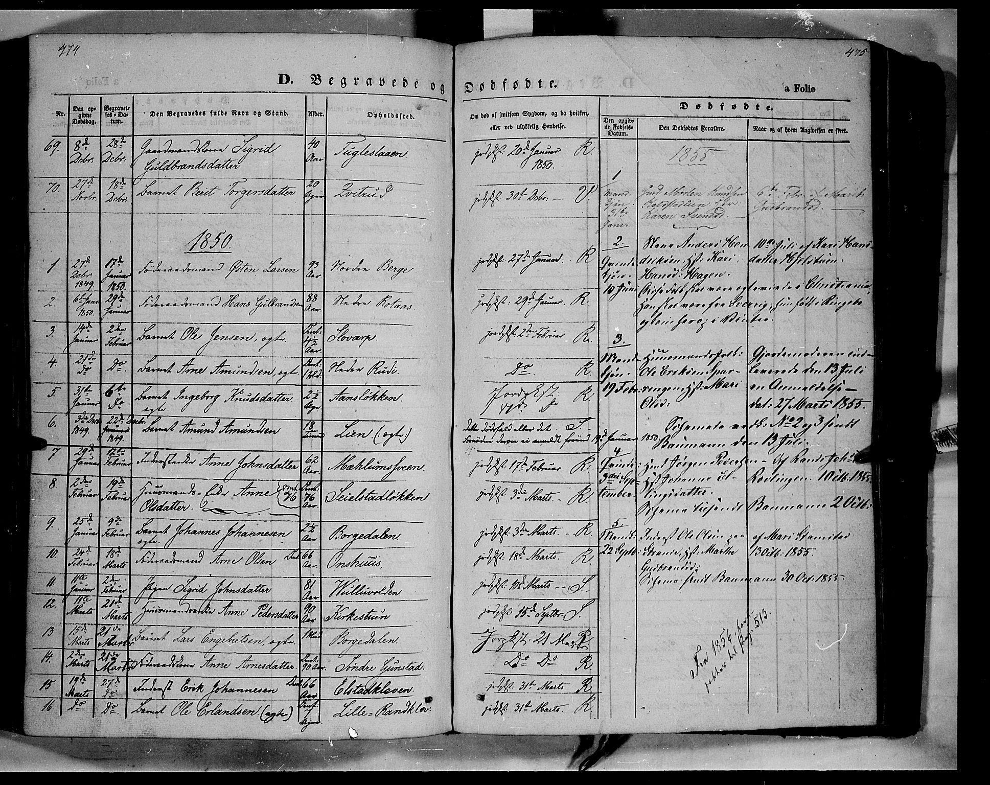 SAH, Ringebu prestekontor, Ministerialbok nr. 6, 1848-1859, s. 474-475