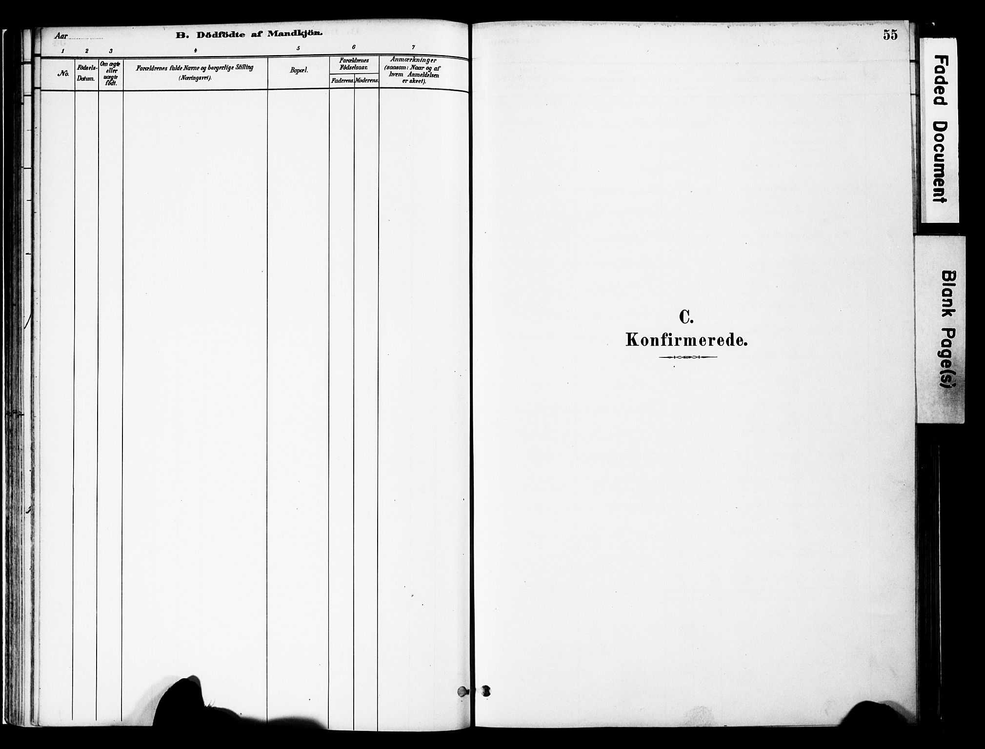 SAH, Vestre Slidre prestekontor, Ministerialbok nr. 5, 1881-1912, s. 55