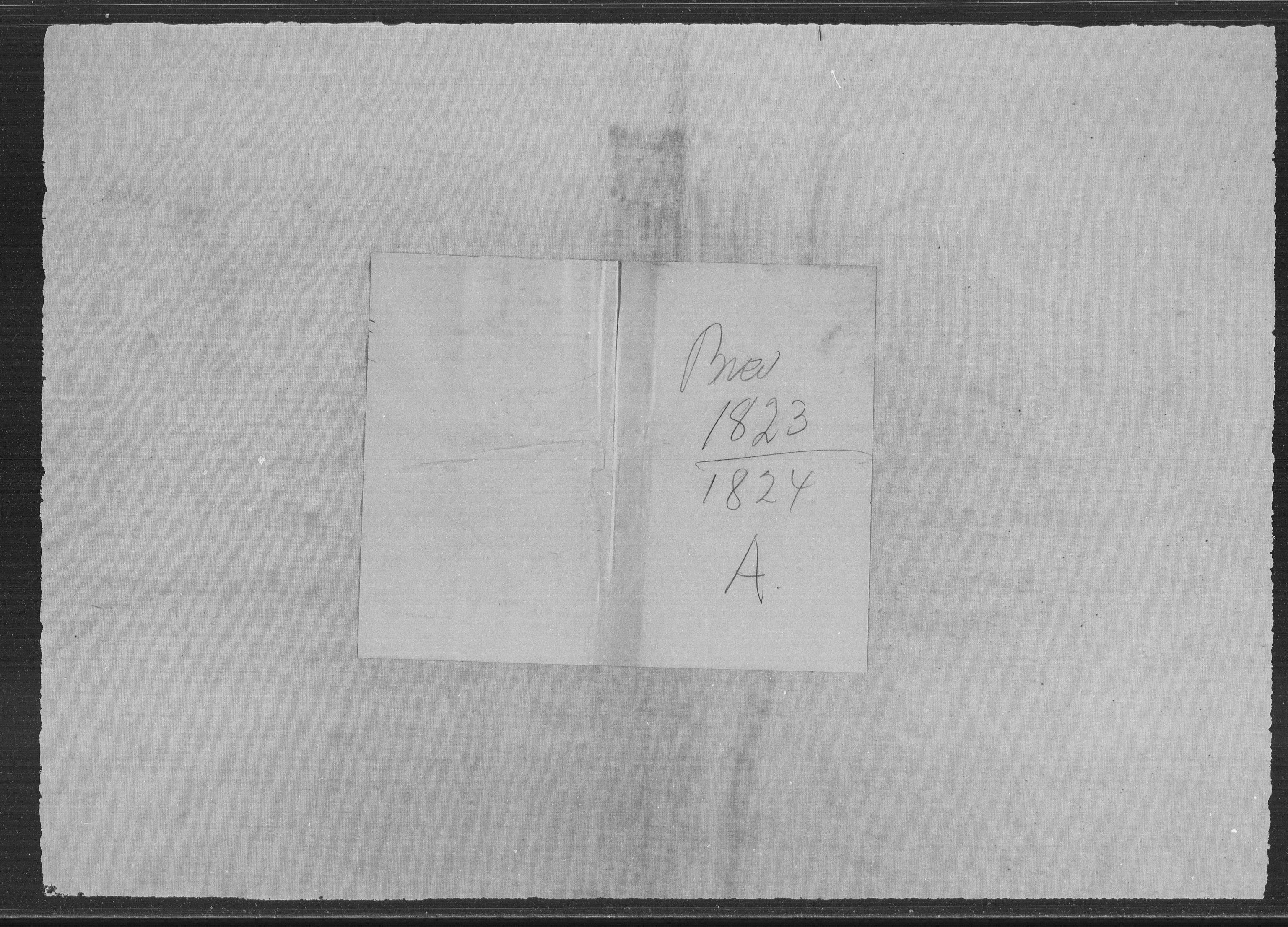 RA, Modums Blaafarveværk, G/Gb/L0091, 1823-1824, s. 2