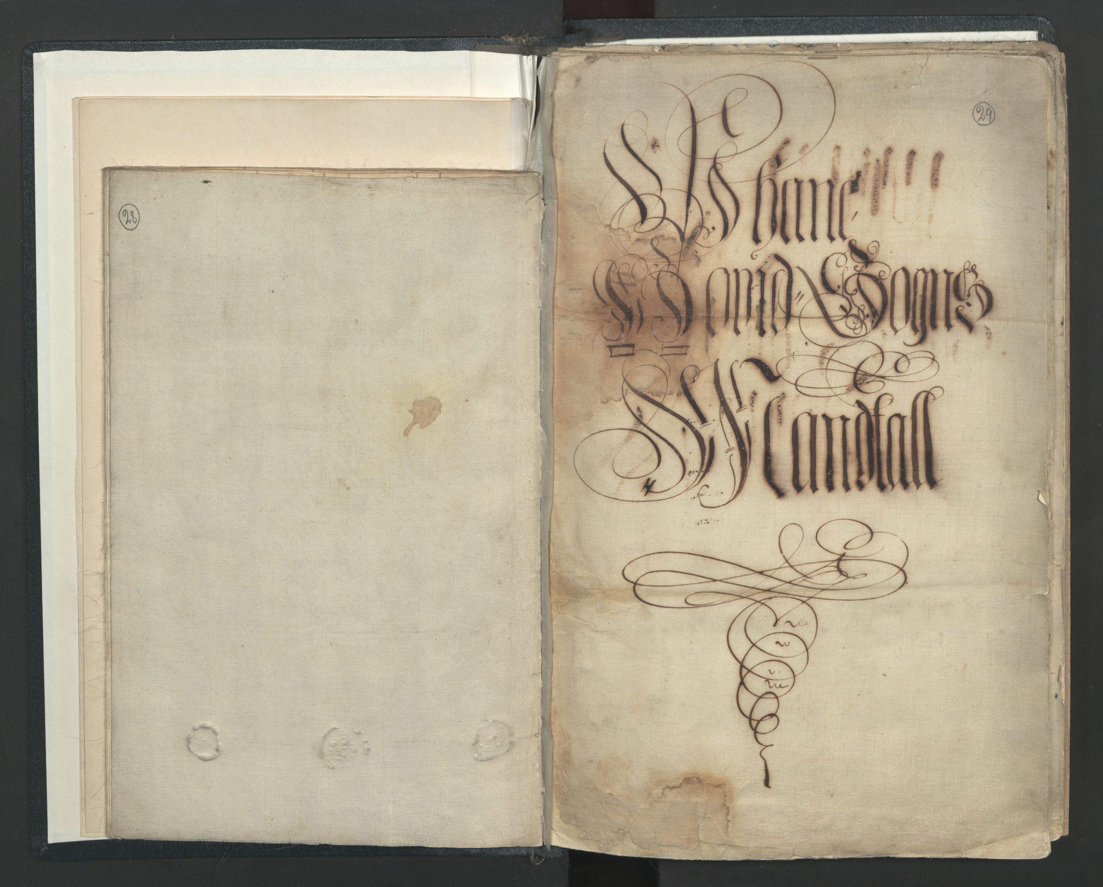 RA, Manntallet 1701, nr. 7: Nordhordland og Voss fogderi, 1701, s. 28-29