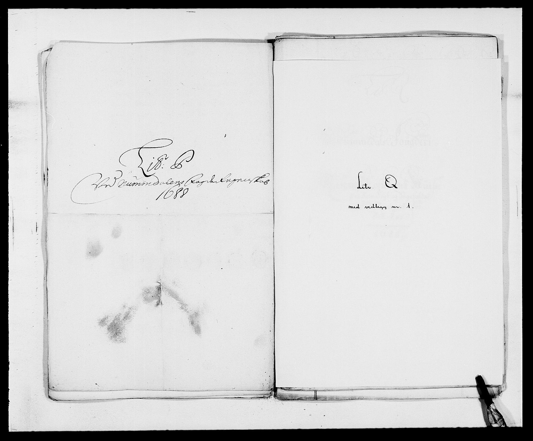 RA, Rentekammeret inntil 1814, Reviderte regnskaper, Fogderegnskap, R64/L4422: Fogderegnskap Namdal, 1687-1689, s. 169