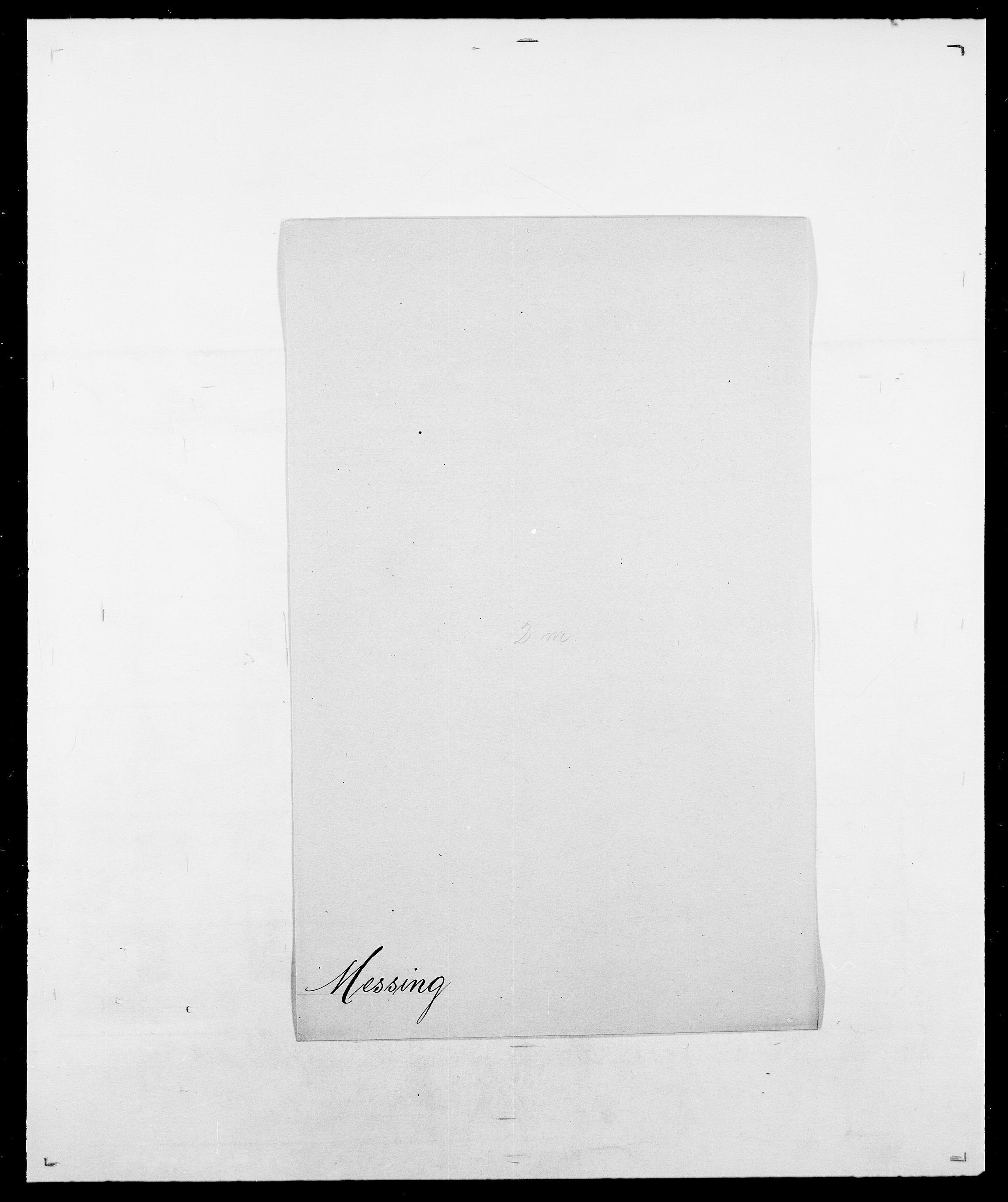 SAO, Delgobe, Charles Antoine - samling, D/Da/L0026: Mechelby - Montoppidan, s. 349