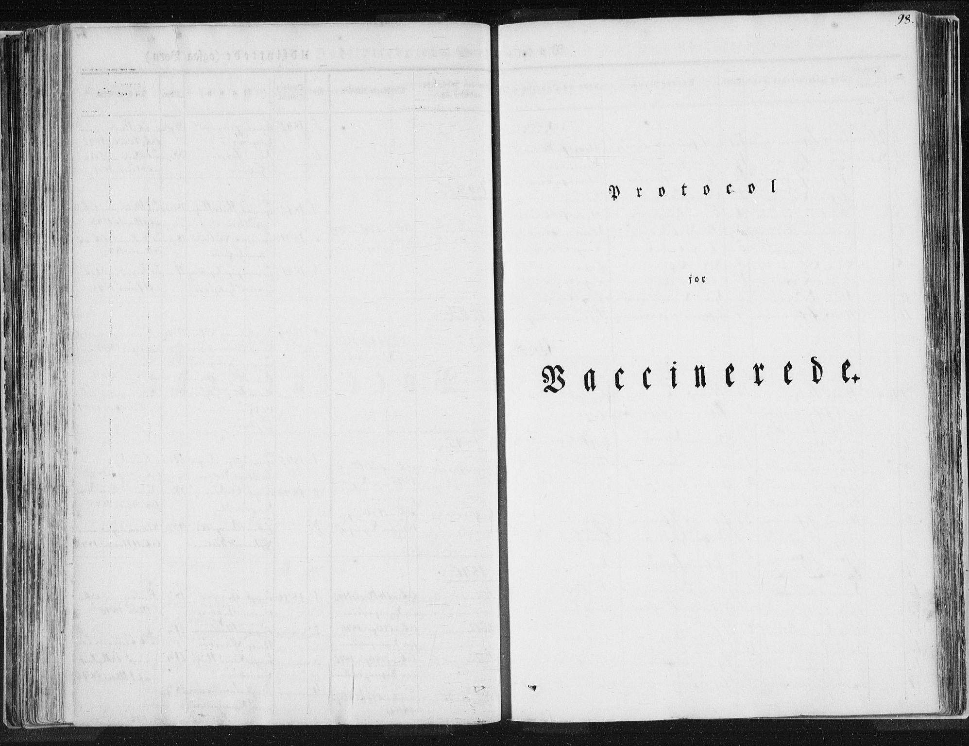 SAST, Hjelmeland sokneprestkontor, IV/L0007: Ministerialbok nr. A 7, 1834-1850, s. 98
