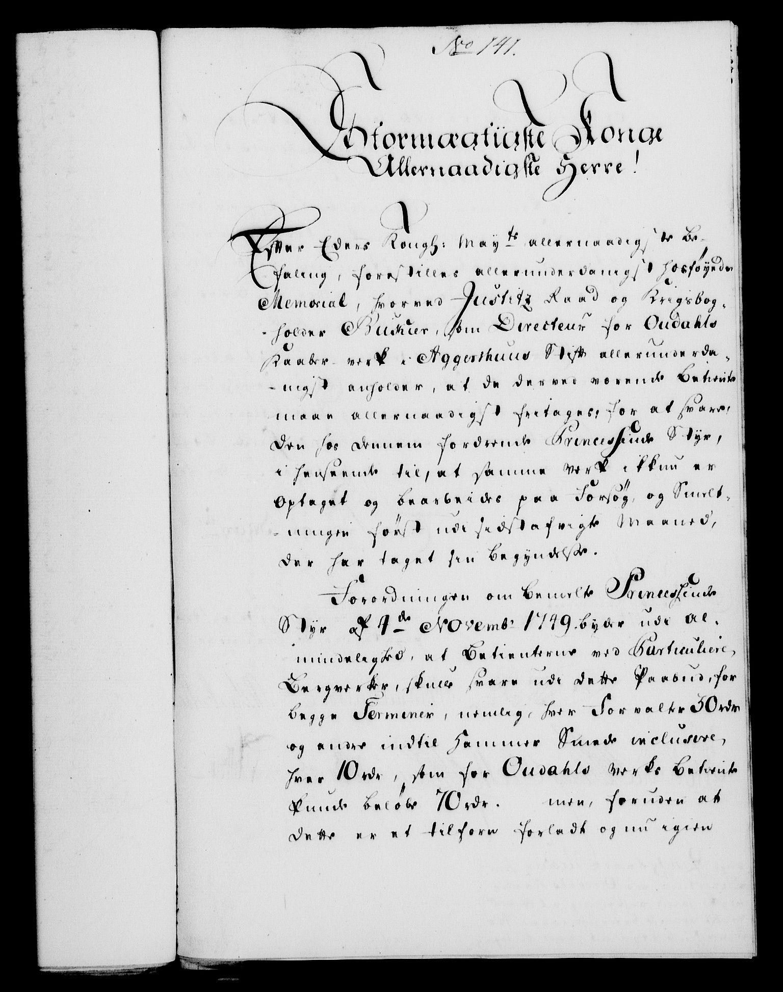 RA, Rentekammeret, Kammerkanselliet, G/Gf/Gfa/L0032: Norsk relasjons- og resolusjonsprotokoll (merket RK 52.32), 1750, s. 623