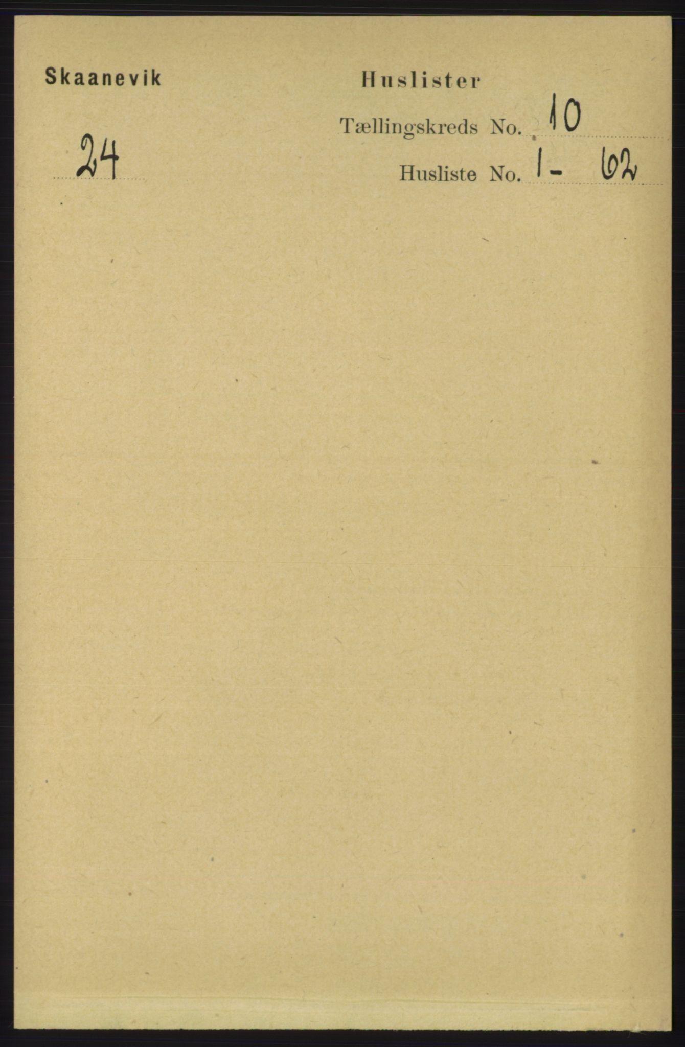 RA, Folketelling 1891 for 1212 Skånevik herred, 1891, s. 2863
