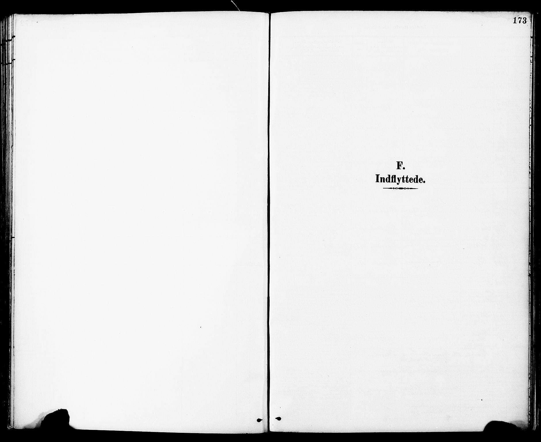 SAT, Ministerialprotokoller, klokkerbøker og fødselsregistre - Sør-Trøndelag, 681/L0935: Ministerialbok nr. 681A13, 1890-1898, s. 173