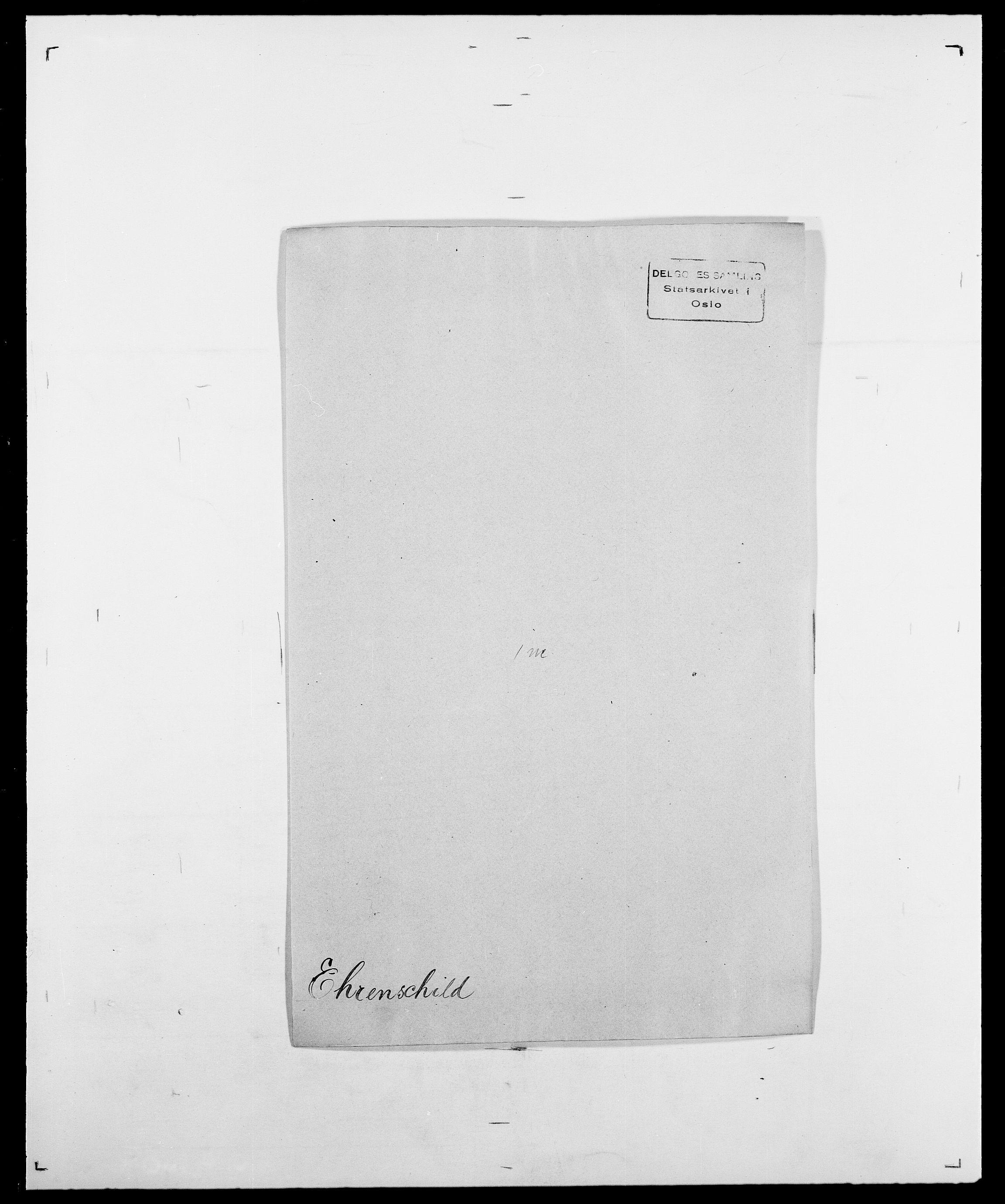 SAO, Delgobe, Charles Antoine - samling, D/Da/L0010: Dürendahl - Fagelund, s. 260