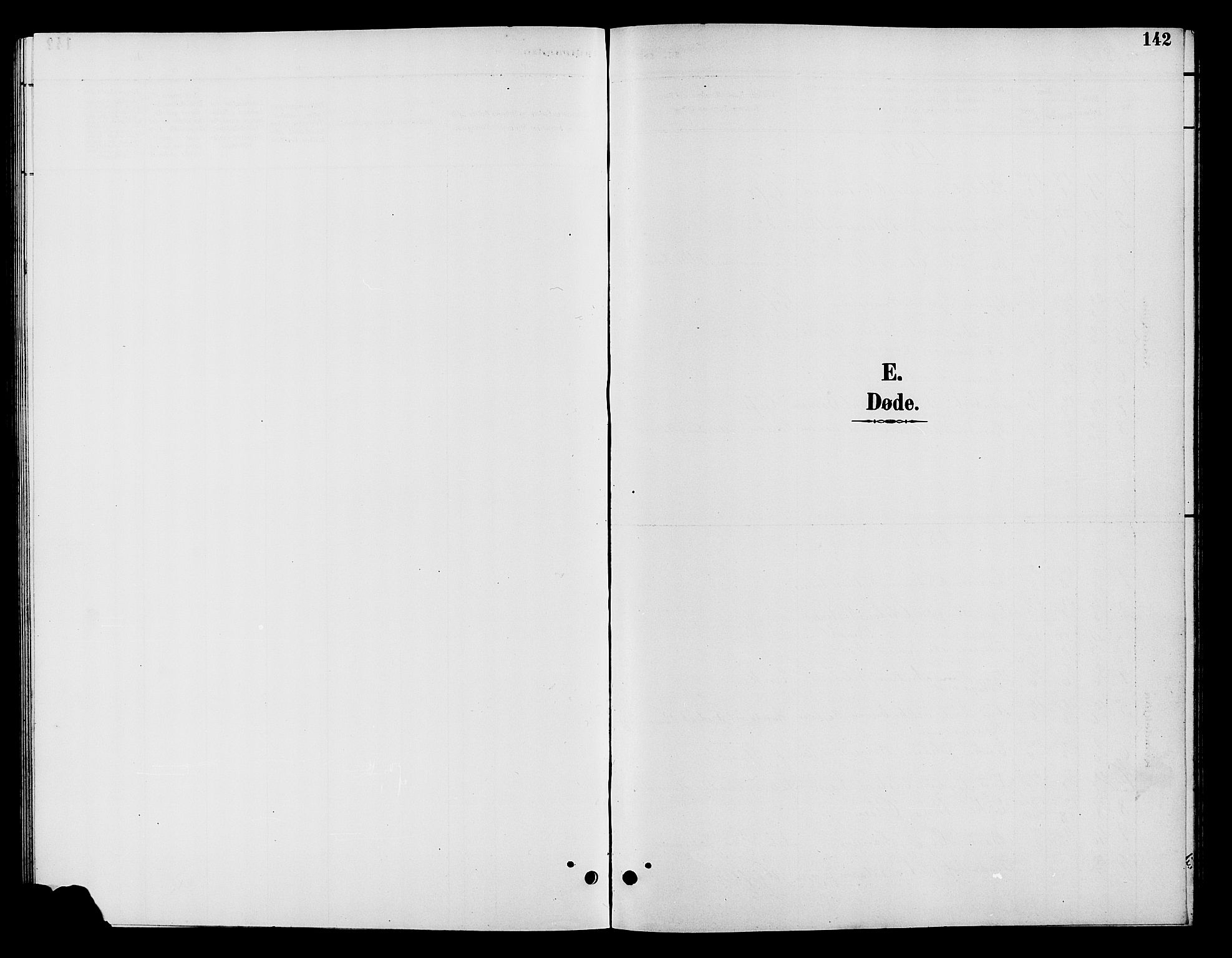 SAH, Vardal prestekontor, H/Ha/Hab/L0009: Klokkerbok nr. 9, 1894-1902, s. 142