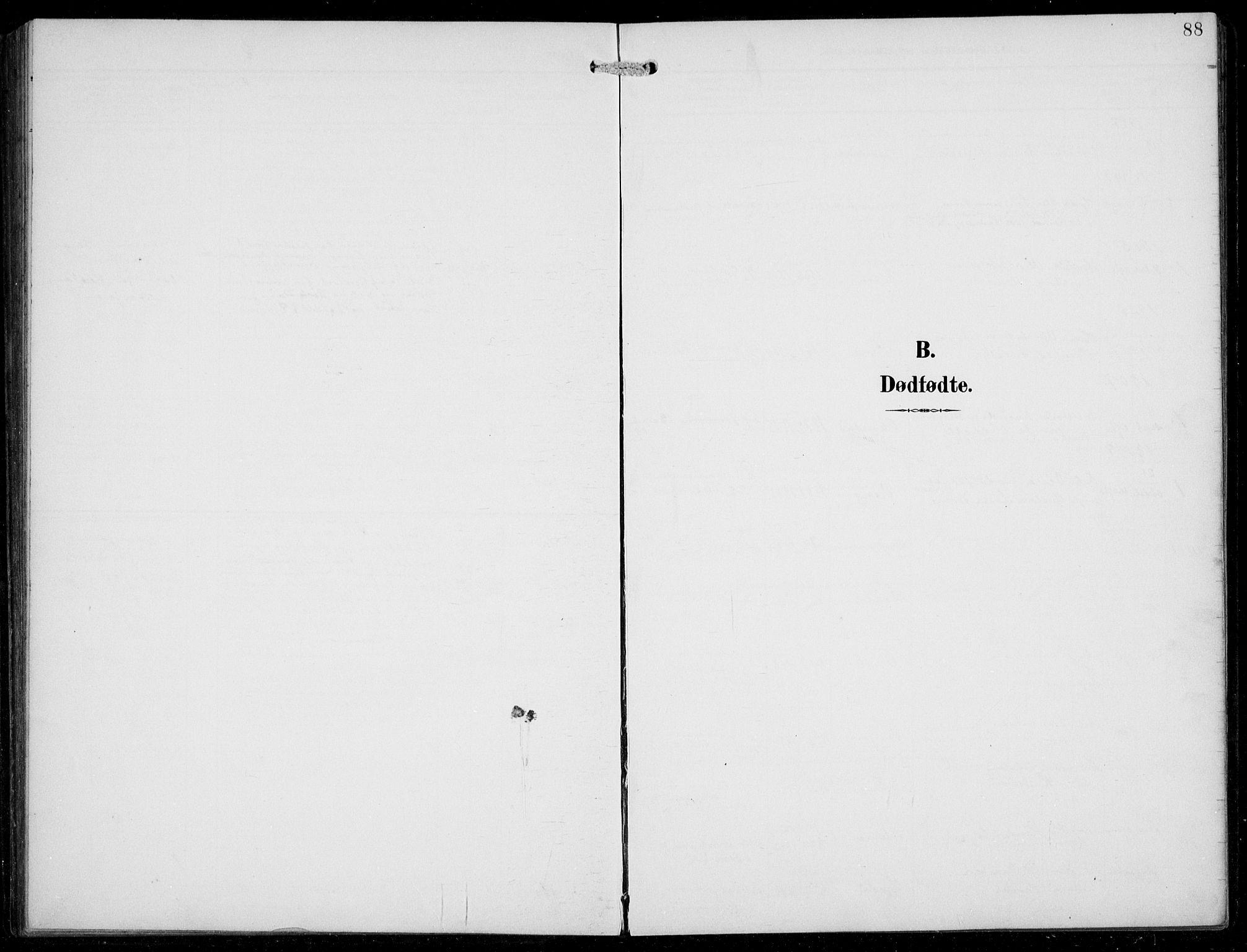 SAB, Aurland Sokneprestembete*, Klokkerbok nr. A 3, 1896-1939, s. 88