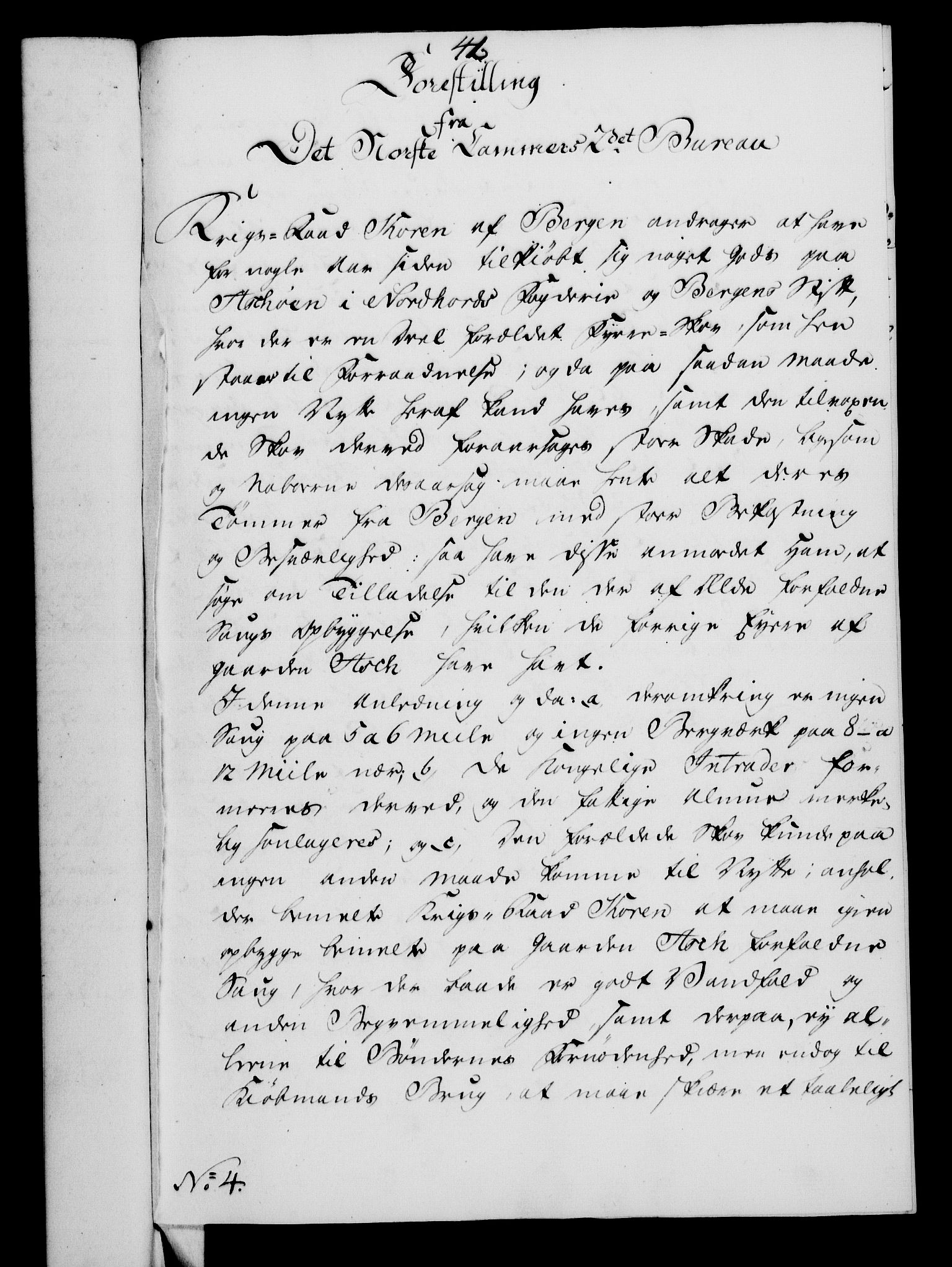 RA, Rentekammeret, Kammerkanselliet, G/Gf/Gfa/L0054: Norsk relasjons- og resolusjonsprotokoll (merket RK 52.54), 1771-1772, s. 99