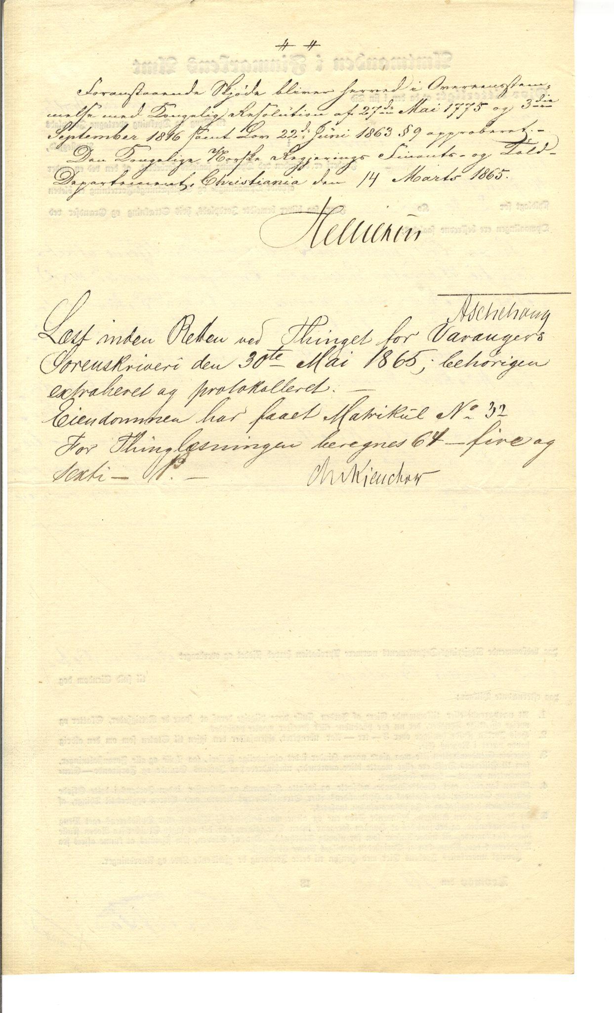 VAMU, Brodtkorb handel A/S, Q/Qb/L0003: Faste eiendommer i Vardø Herred, 1862-1939, s. 322