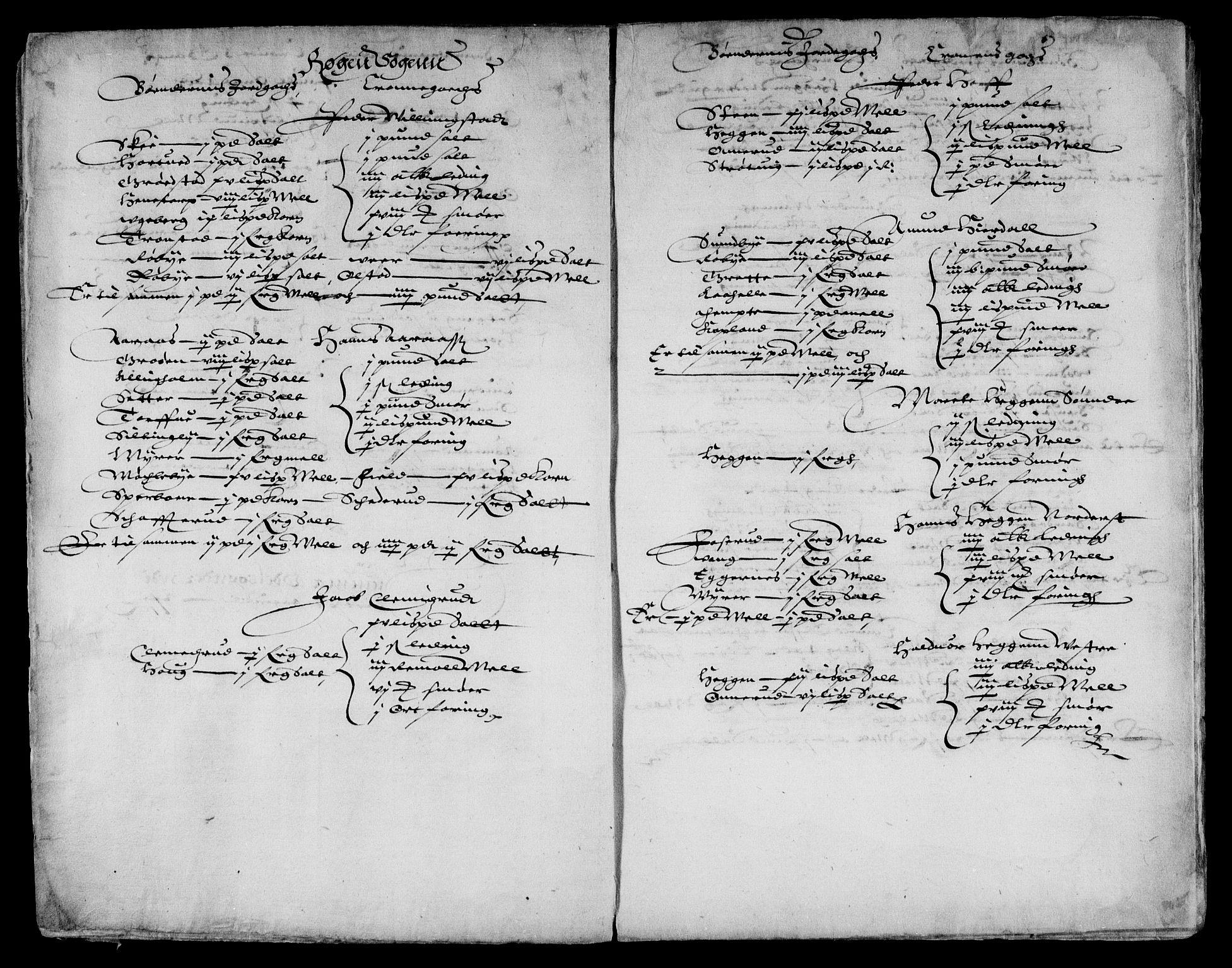 RA, Danske Kanselli, Skapsaker, F/L0038: Skap 9, pakke 324-350, 1615-1721, s. 201