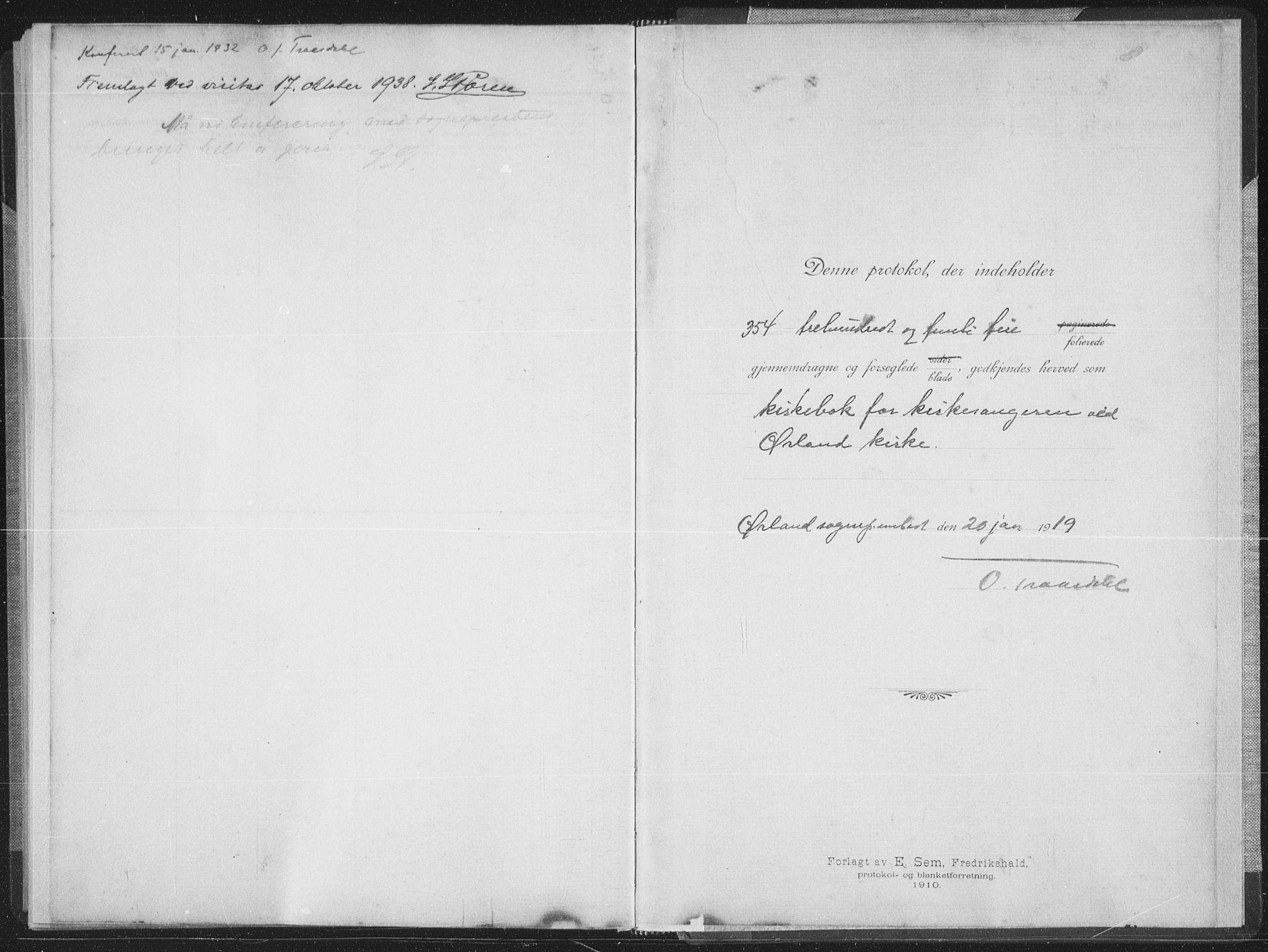 SAT, Ministerialprotokoller, klokkerbøker og fødselsregistre - Sør-Trøndelag, 659/L0747: Klokkerbok nr. 659C04, 1913-1938