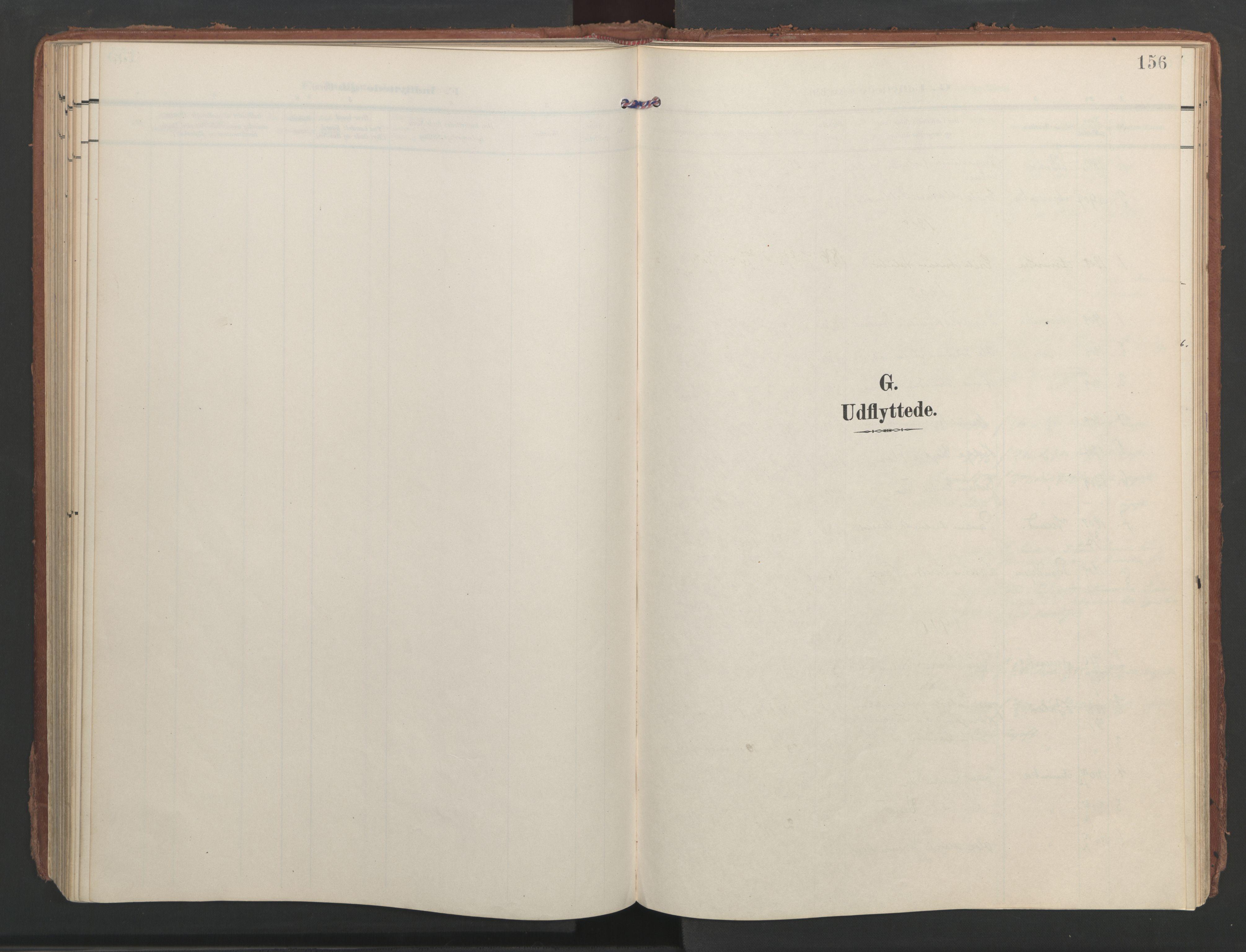 SAT, Ministerialprotokoller, klokkerbøker og fødselsregistre - Møre og Romsdal, 547/L0605: Ministerialbok nr. 547A07, 1907-1936, s. 156