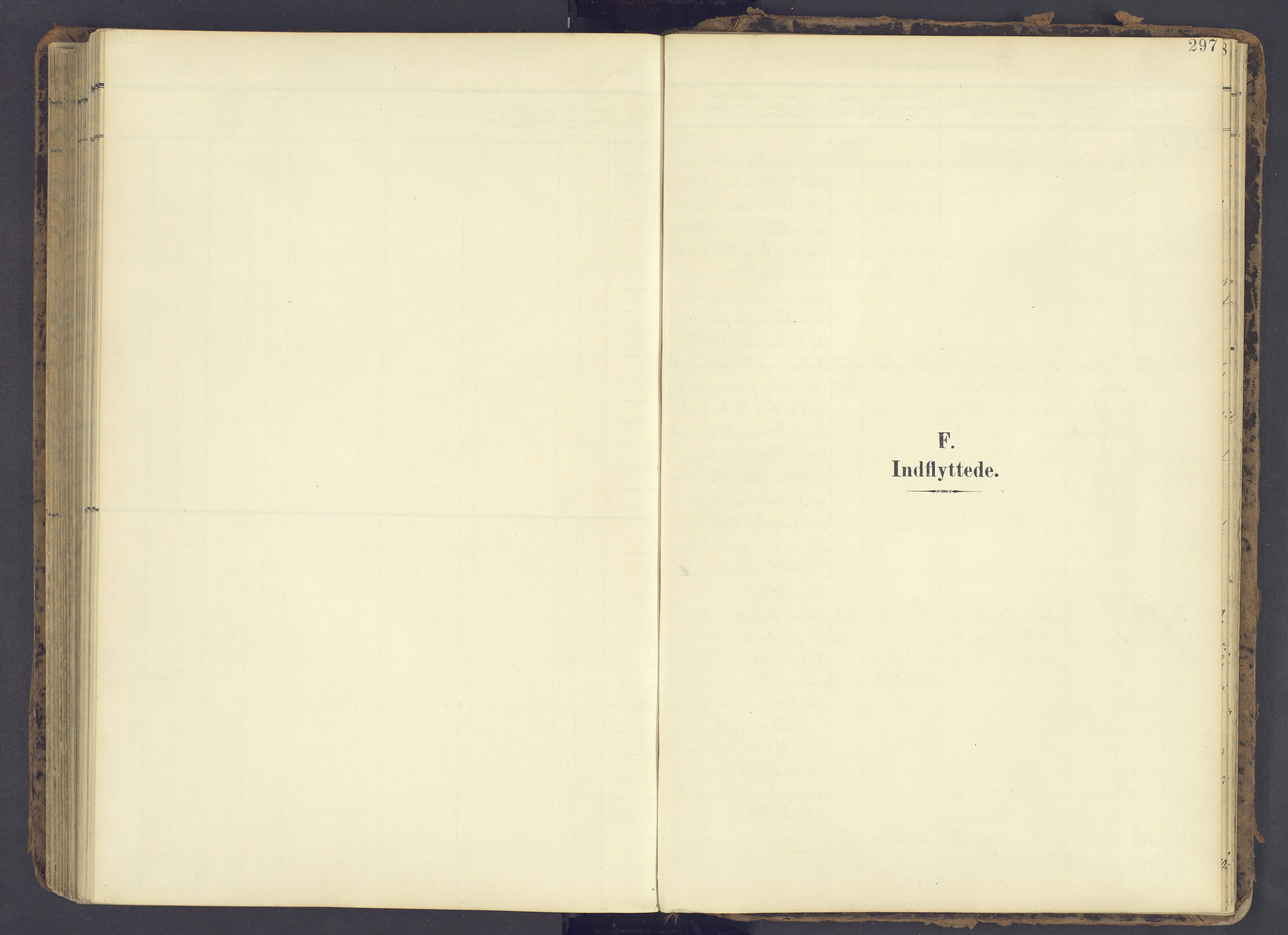 SAH, Fåberg prestekontor, Ministerialbok nr. 12, 1899-1915, s. 297