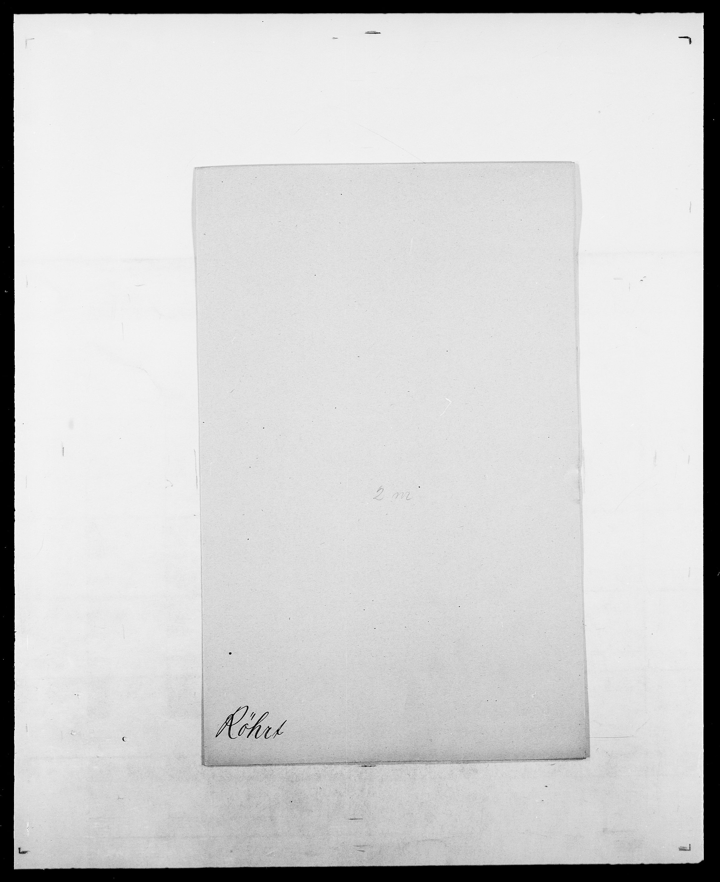 SAO, Delgobe, Charles Antoine - samling, D/Da/L0033: Roald - Røyem, s. 706