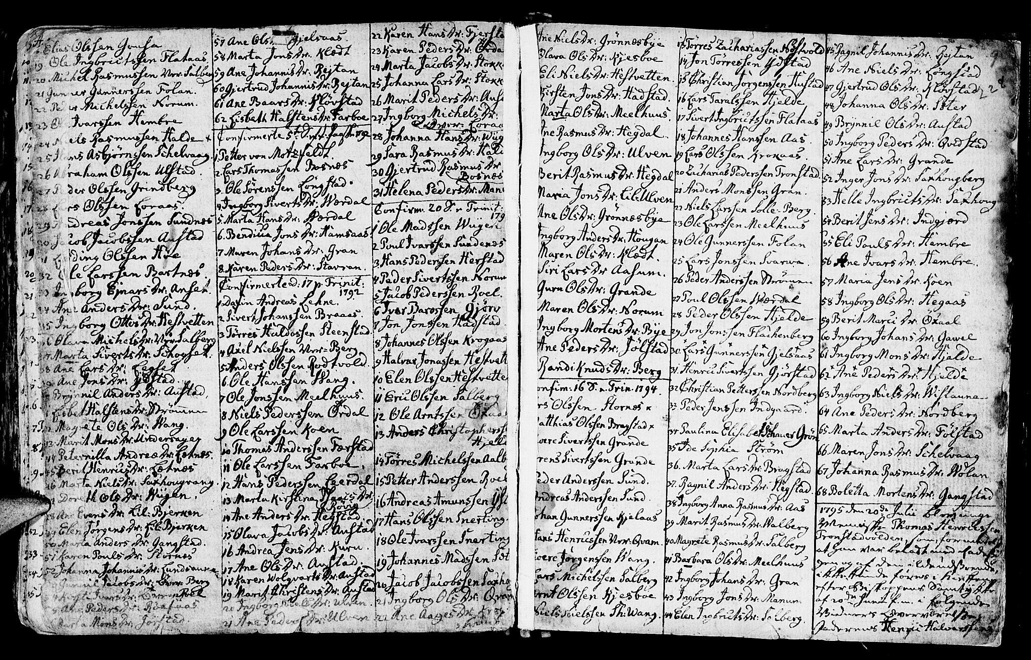 SAT, Ministerialprotokoller, klokkerbøker og fødselsregistre - Nord-Trøndelag, 730/L0273: Ministerialbok nr. 730A02, 1762-1802, s. 228