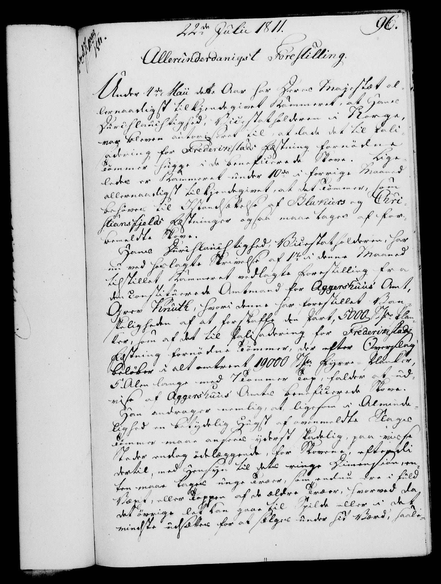 RA, Rentekammeret, Kammerkanselliet, G/Gf/Gfa/L0093: Norsk relasjons- og resolusjonsprotokoll (merket RK 52.93), 1811, s. 389