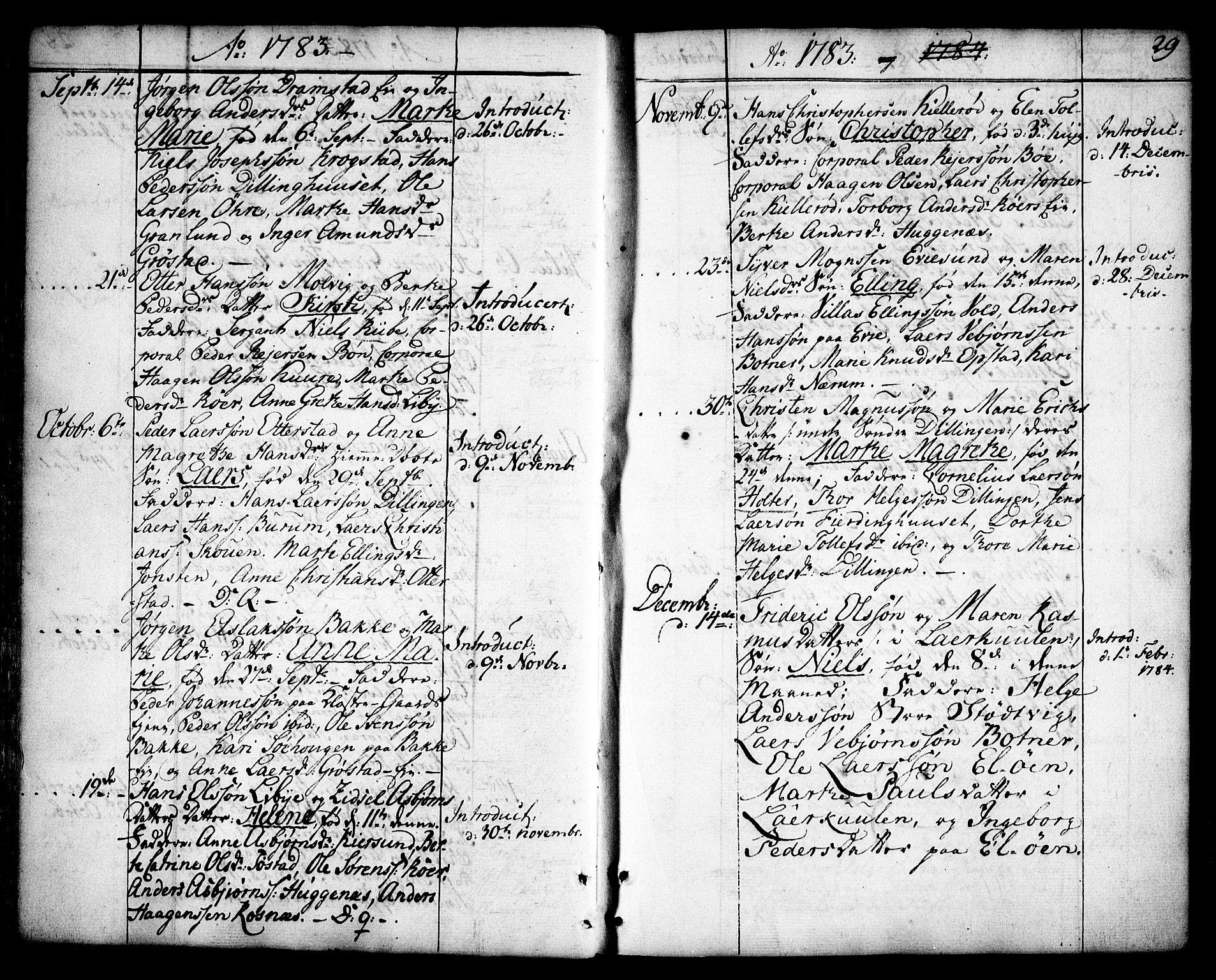SAO, Rygge prestekontor Kirkebøker, F/Fa/L0002: Ministerialbok nr. 2, 1771-1814, s. 29