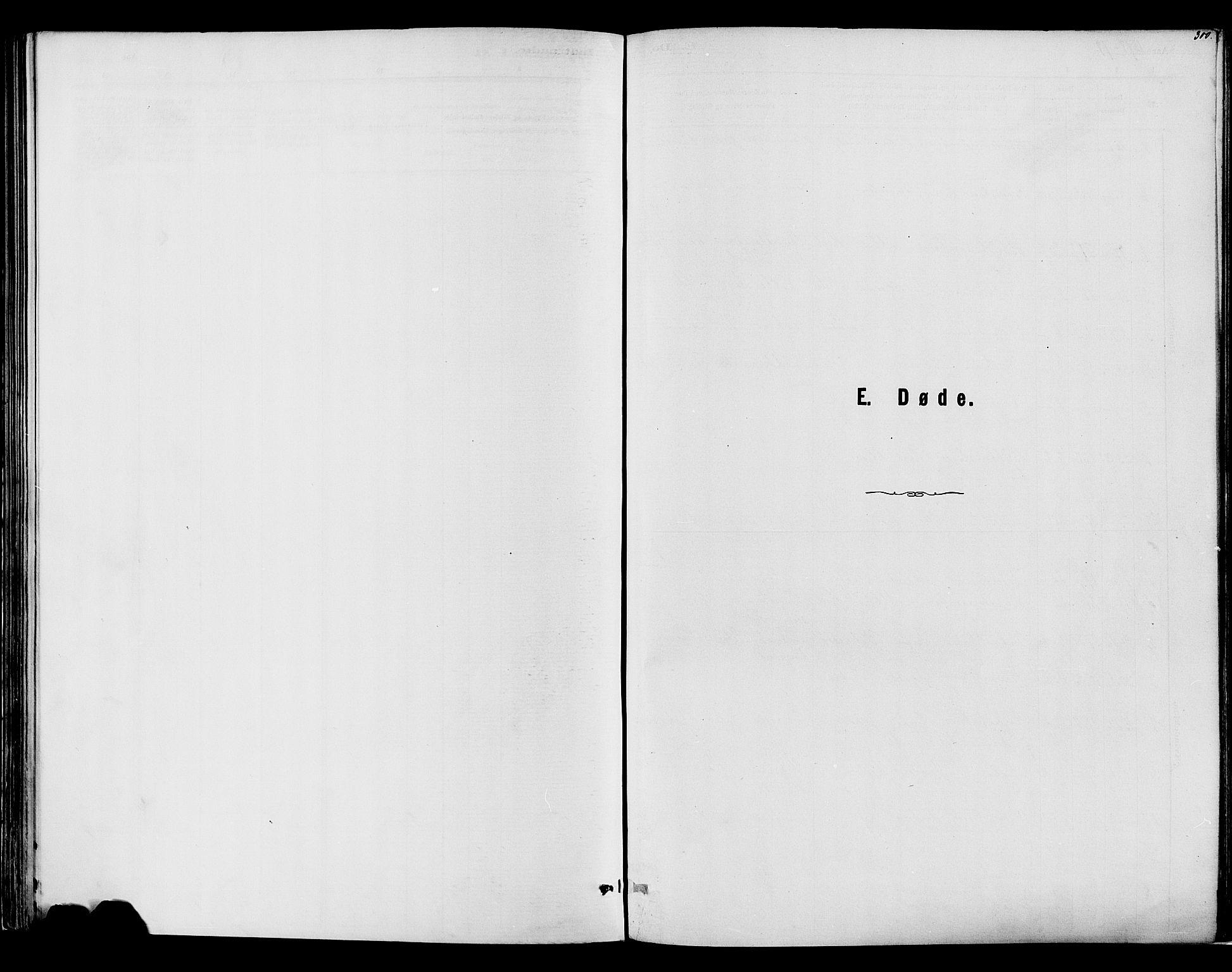 SAH, Vardal prestekontor, H/Ha/Haa/L0008: Ministerialbok nr. 8, 1878-1890, s. 300