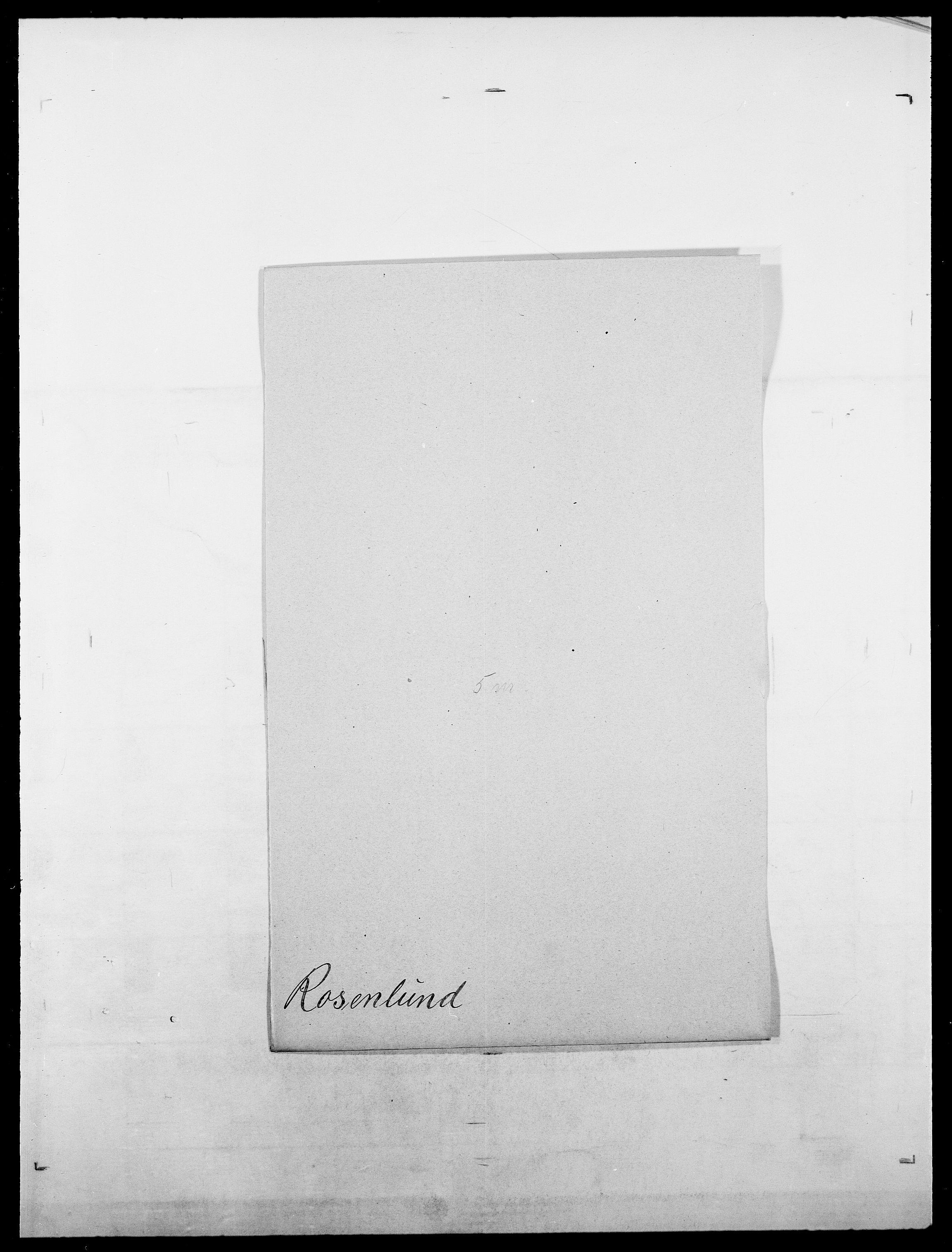 SAO, Delgobe, Charles Antoine - samling, D/Da/L0033: Roald - Røyem, s. 258