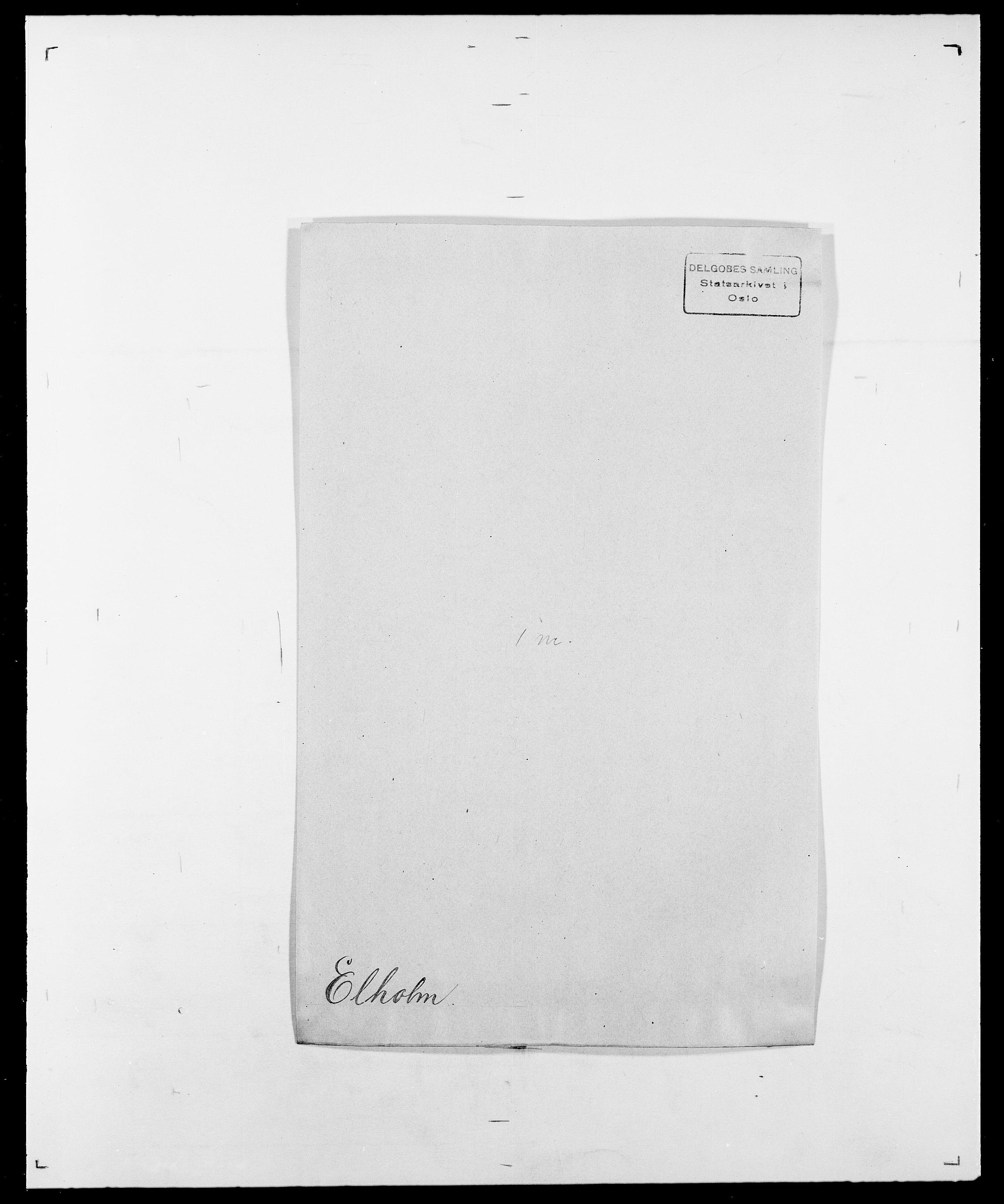 SAO, Delgobe, Charles Antoine - samling, D/Da/L0010: Dürendahl - Fagelund, s. 382