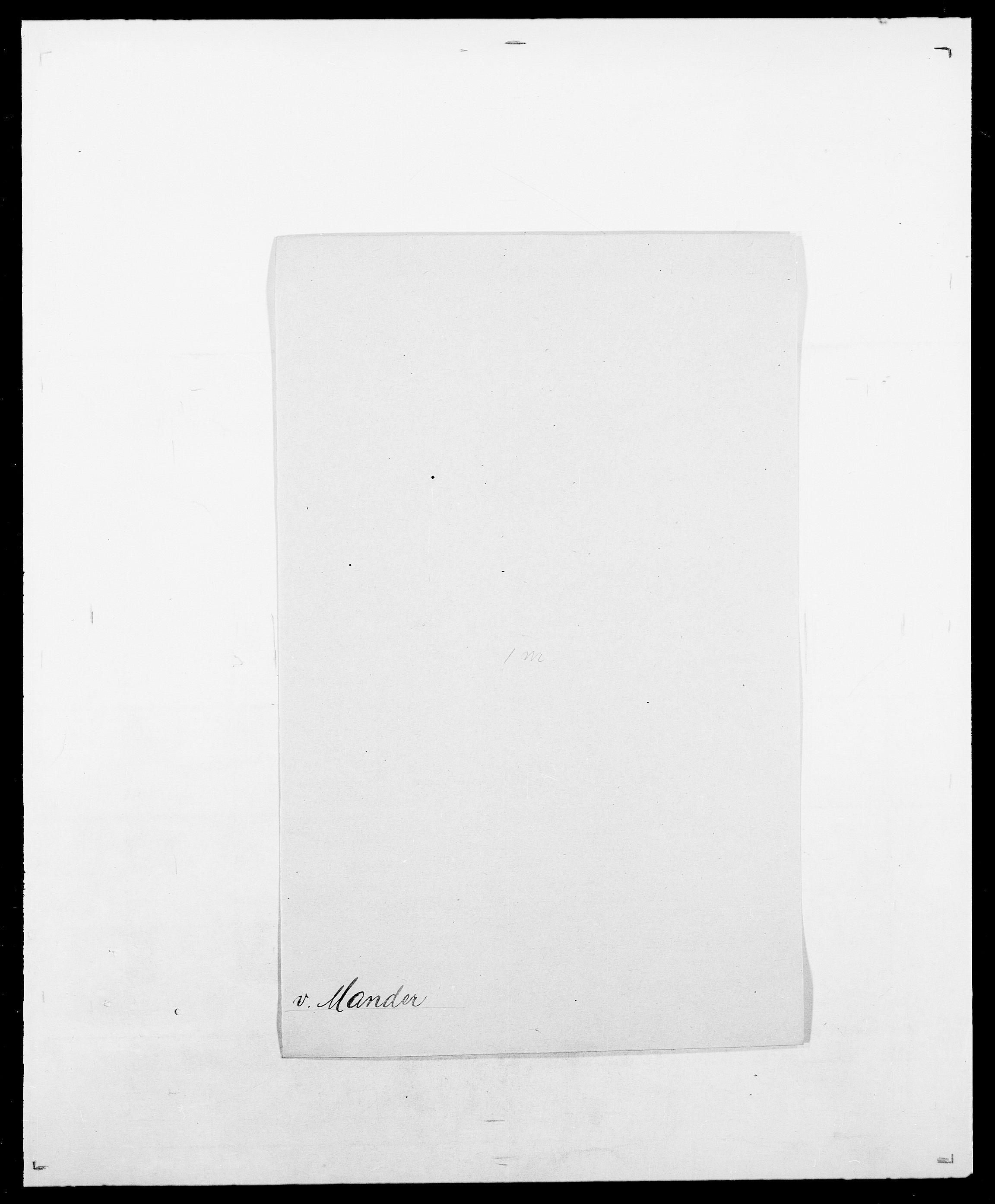 SAO, Delgobe, Charles Antoine - samling, D/Da/L0025: Løberg - Mazar, s. 299