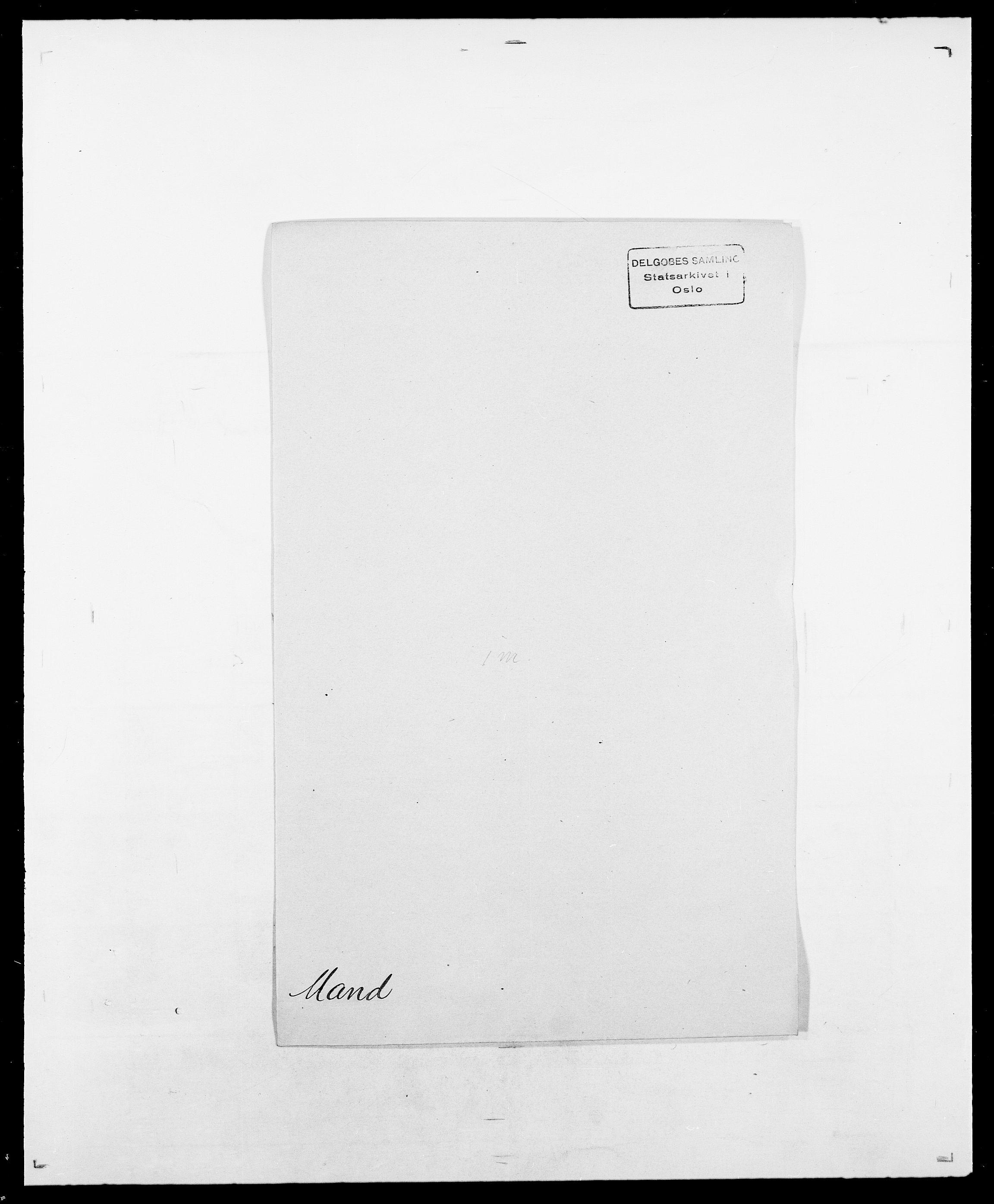SAO, Delgobe, Charles Antoine - samling, D/Da/L0025: Løberg - Mazar, s. 285