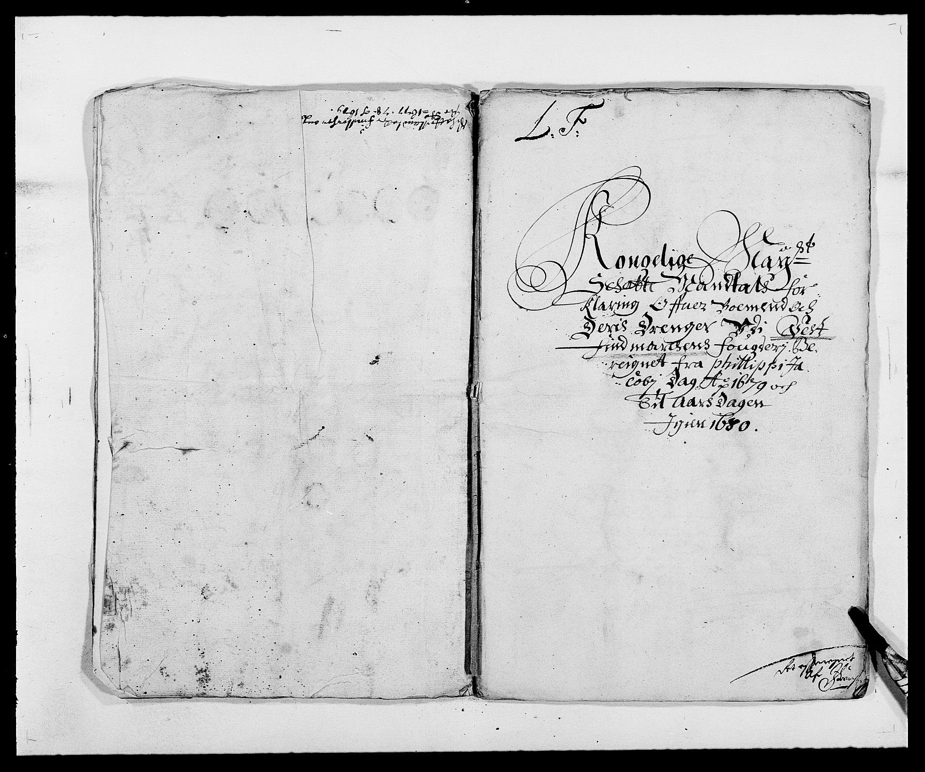 RA, Rentekammeret inntil 1814, Reviderte regnskaper, Fogderegnskap, R69/L4849: Fogderegnskap Finnmark/Vardøhus, 1661-1679, s. 442