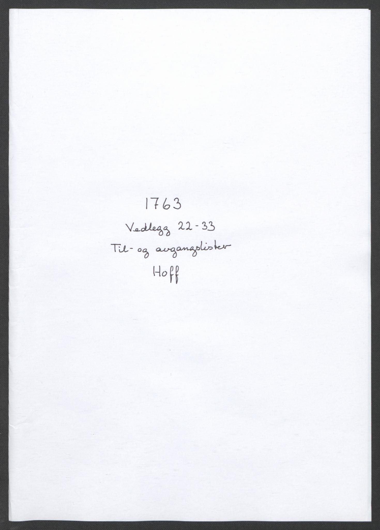 RA, Rentekammeret inntil 1814, Reviderte regnskaper, Fogderegnskap, R14/L0959: Ekstraskatten Solør og Odal, 1763-1770, s. 114